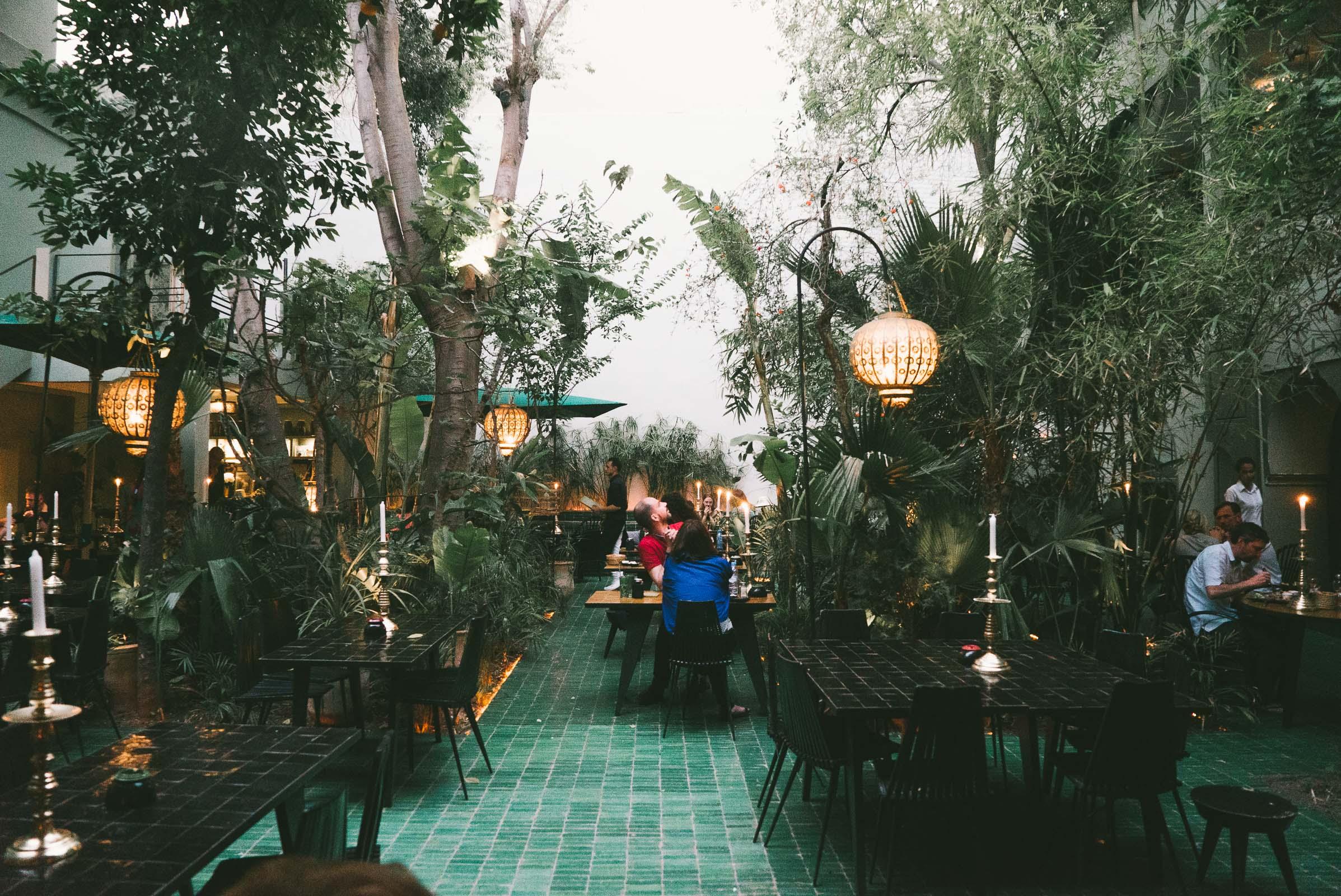 marrakech morocco city guide