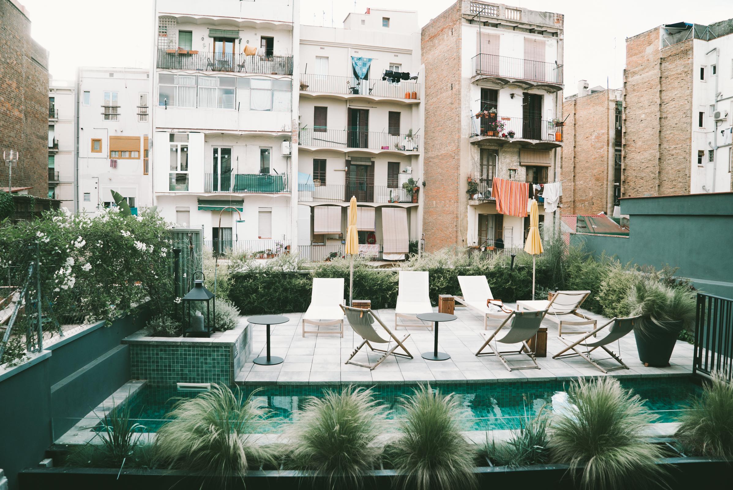 Best Hotels Barcelona Spain