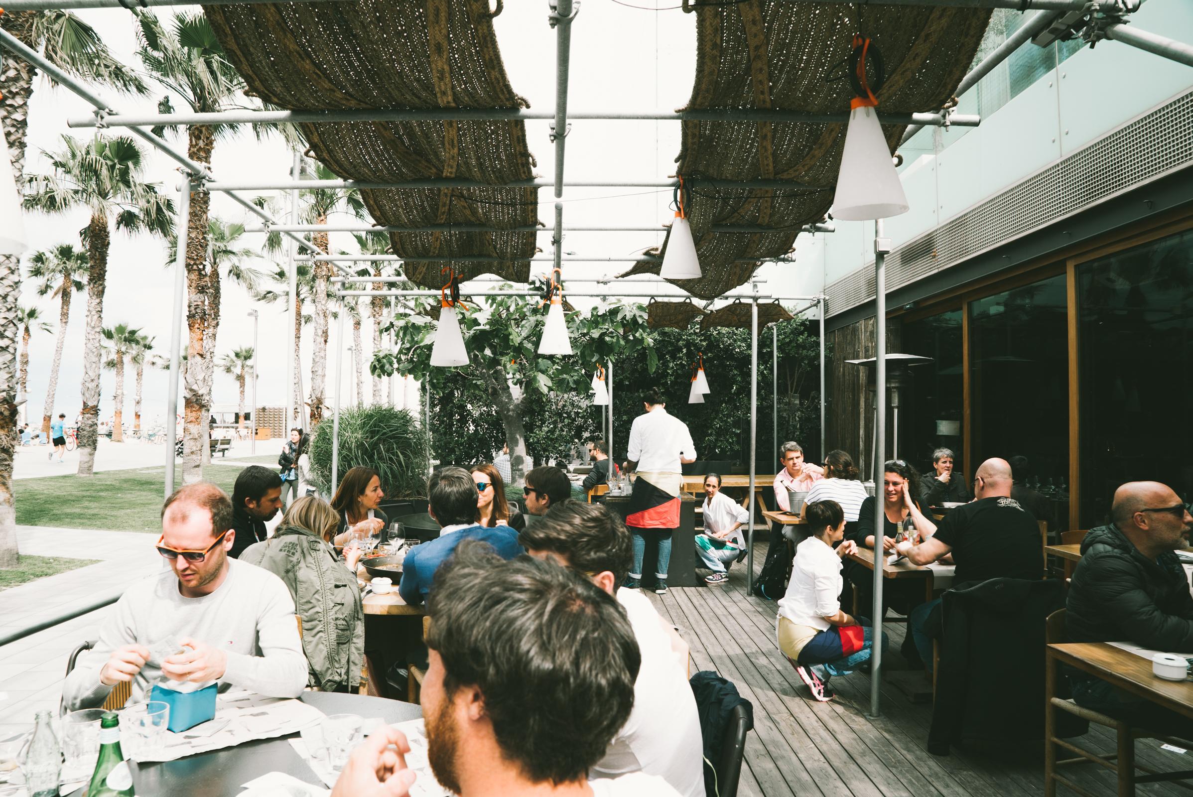 Best Restaurants Barcelona Spain