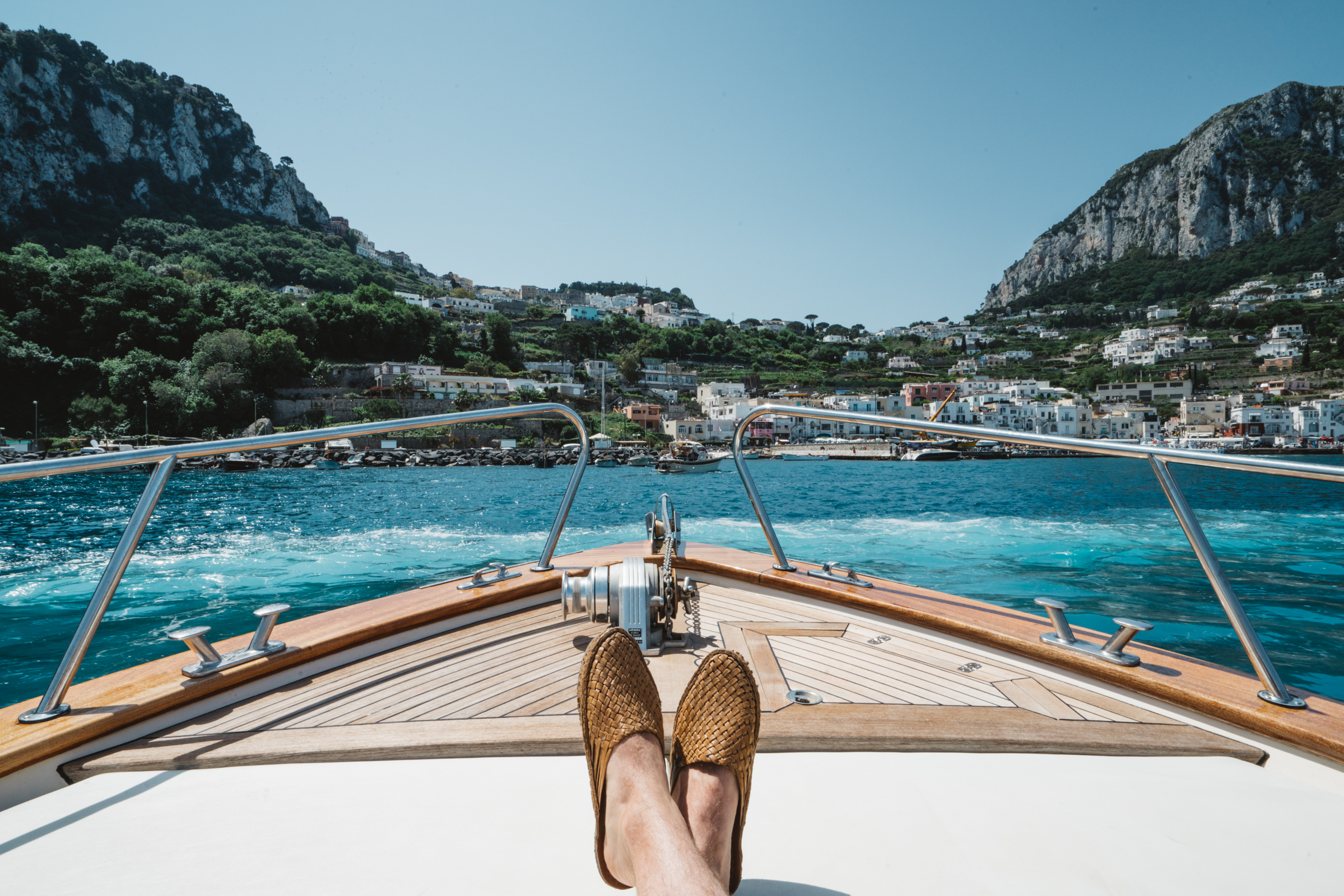 Travel Guide Capri Italy