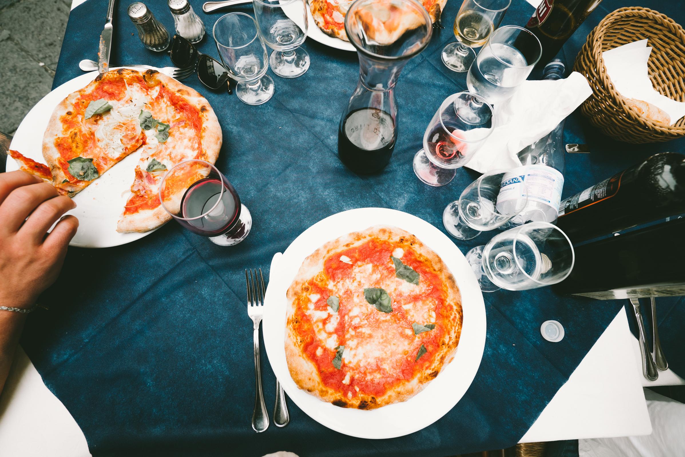 Best Food Amalfi Coast