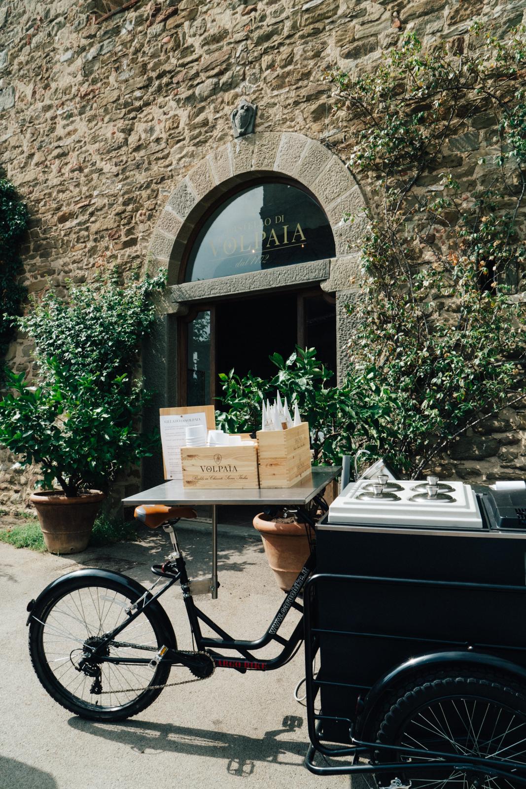 volpaia tuscany italy