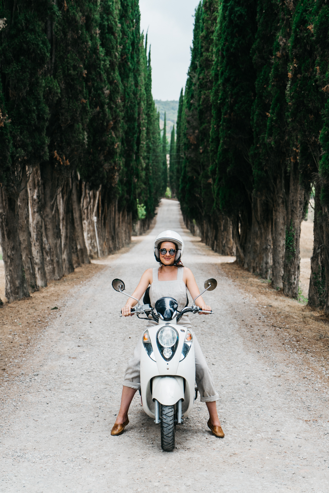 tuscany scooter rental italy