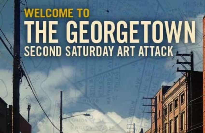 Smarty Pants celebrates Georgetown Art Attacks