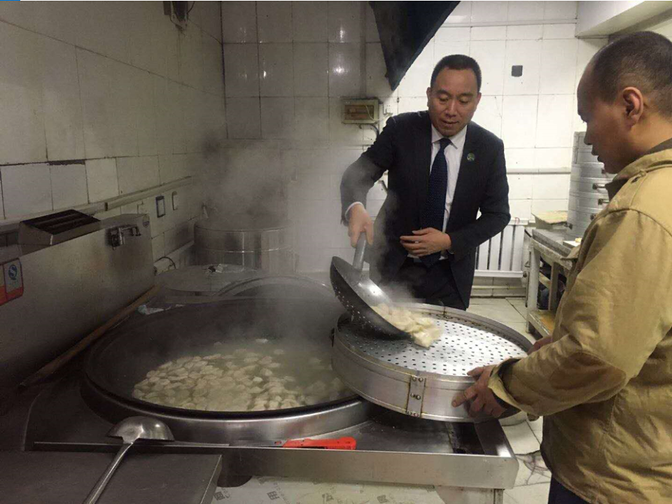 Philanthropy - WHAO visited the Jilin Mental Hospital in China - to sit and understand the feelings and struggles each patient overcomes. It was a great event for their team in Asia and they look forward to helping more communities throughout Asia.WHAO Chairman Zhu personally cooked dumplings for more than 300 patients at the Jilin Mental Hospital and provided a healthy and nutritious dinner for everyone. He also donated money to improve the hospitals's maintenance and equipment.