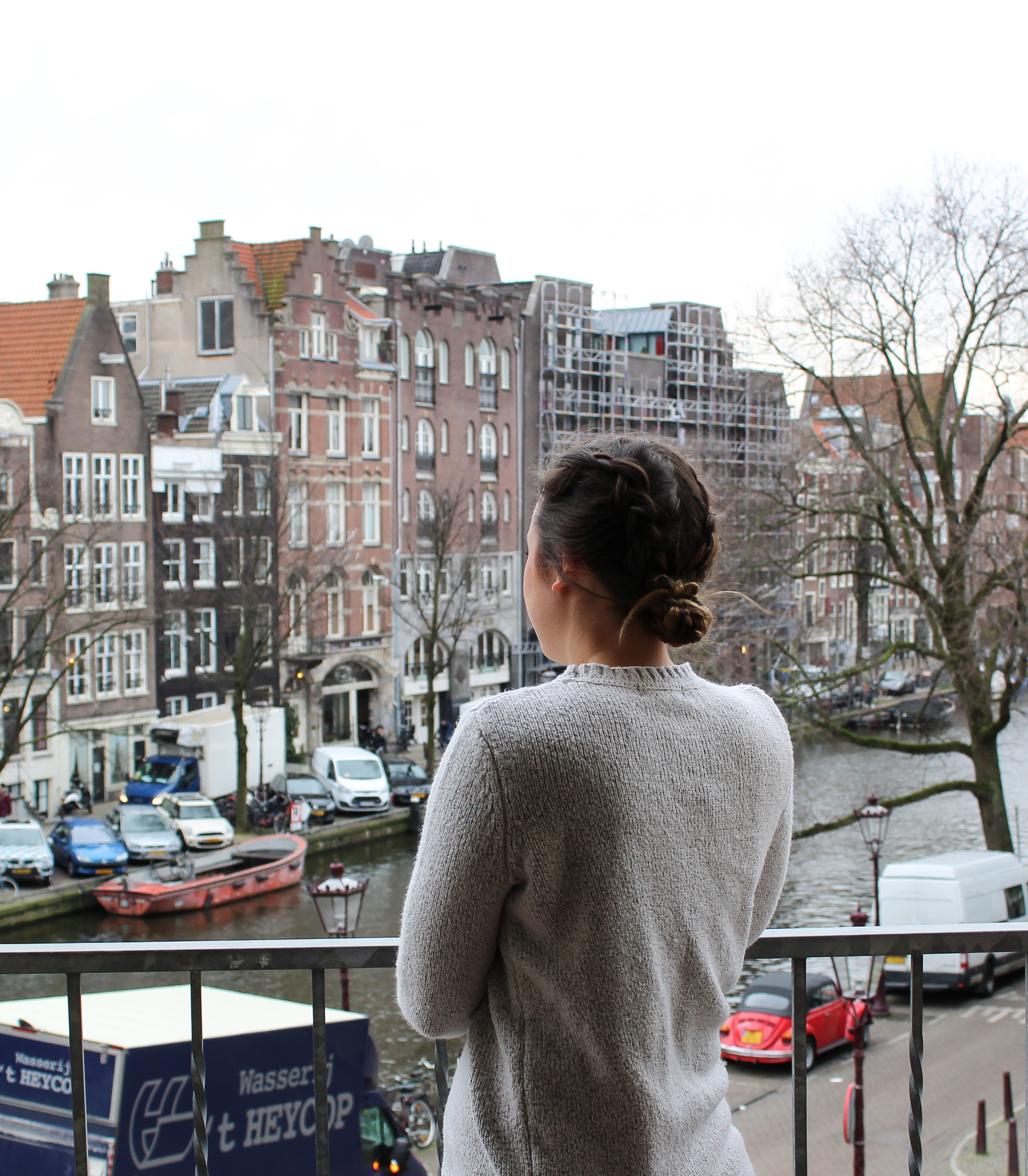 Hotel Wiechmann in Amsterdam, Netherlands