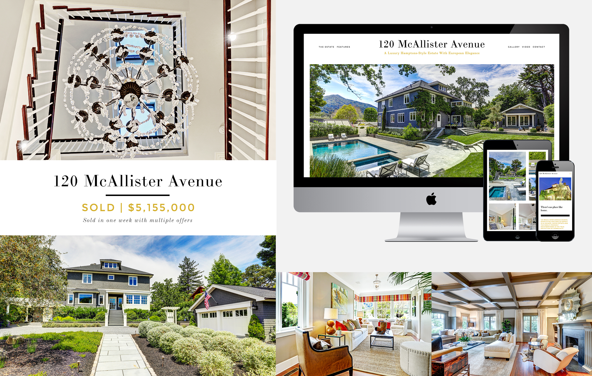 120 McAllister Avenue Kentfield