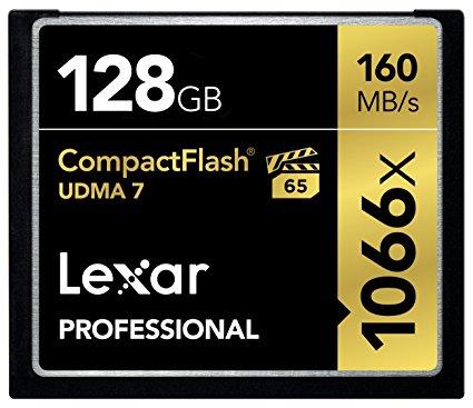 LEXAR 128GB UDMA7