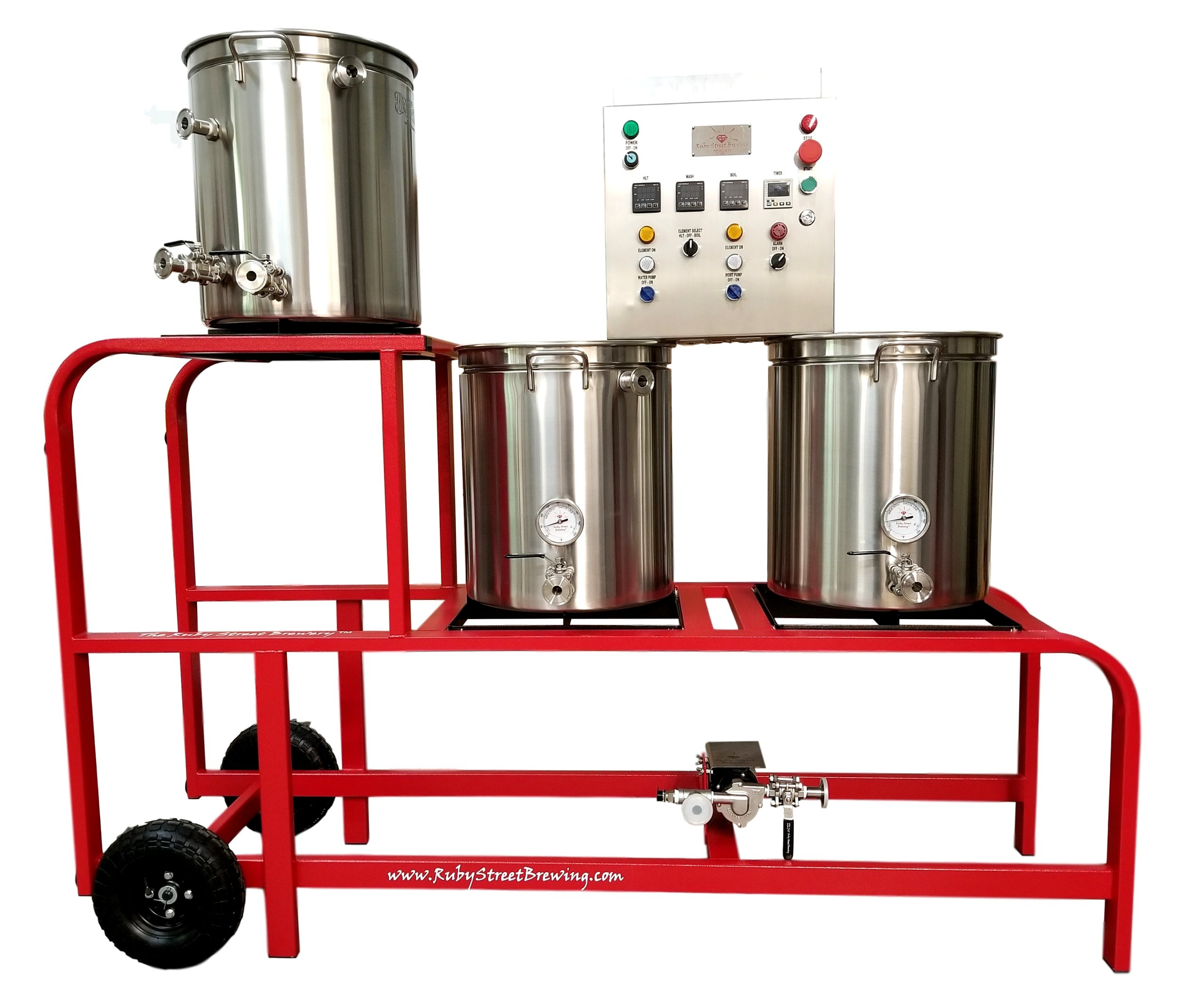 Ruby Street Brewery Electric