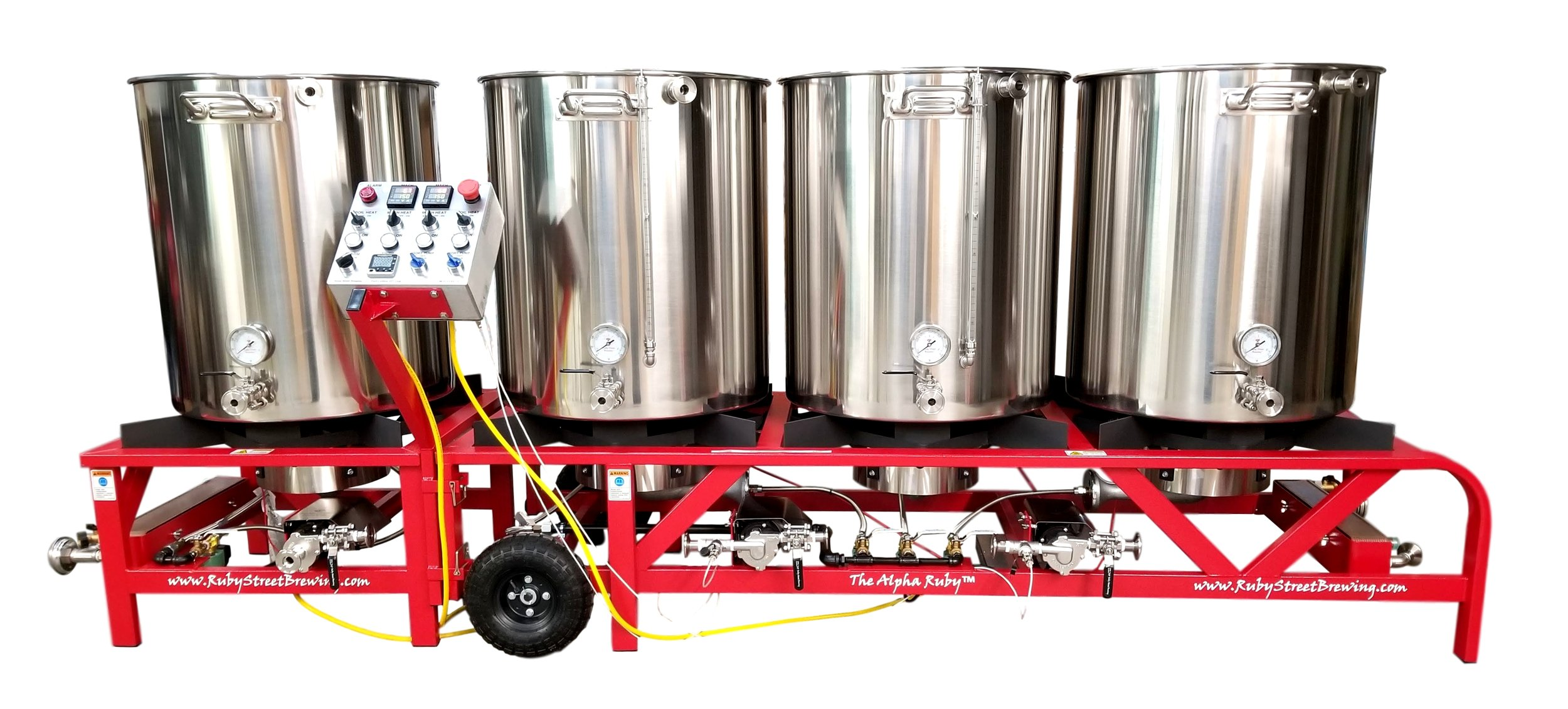 2 BBL Brewing System