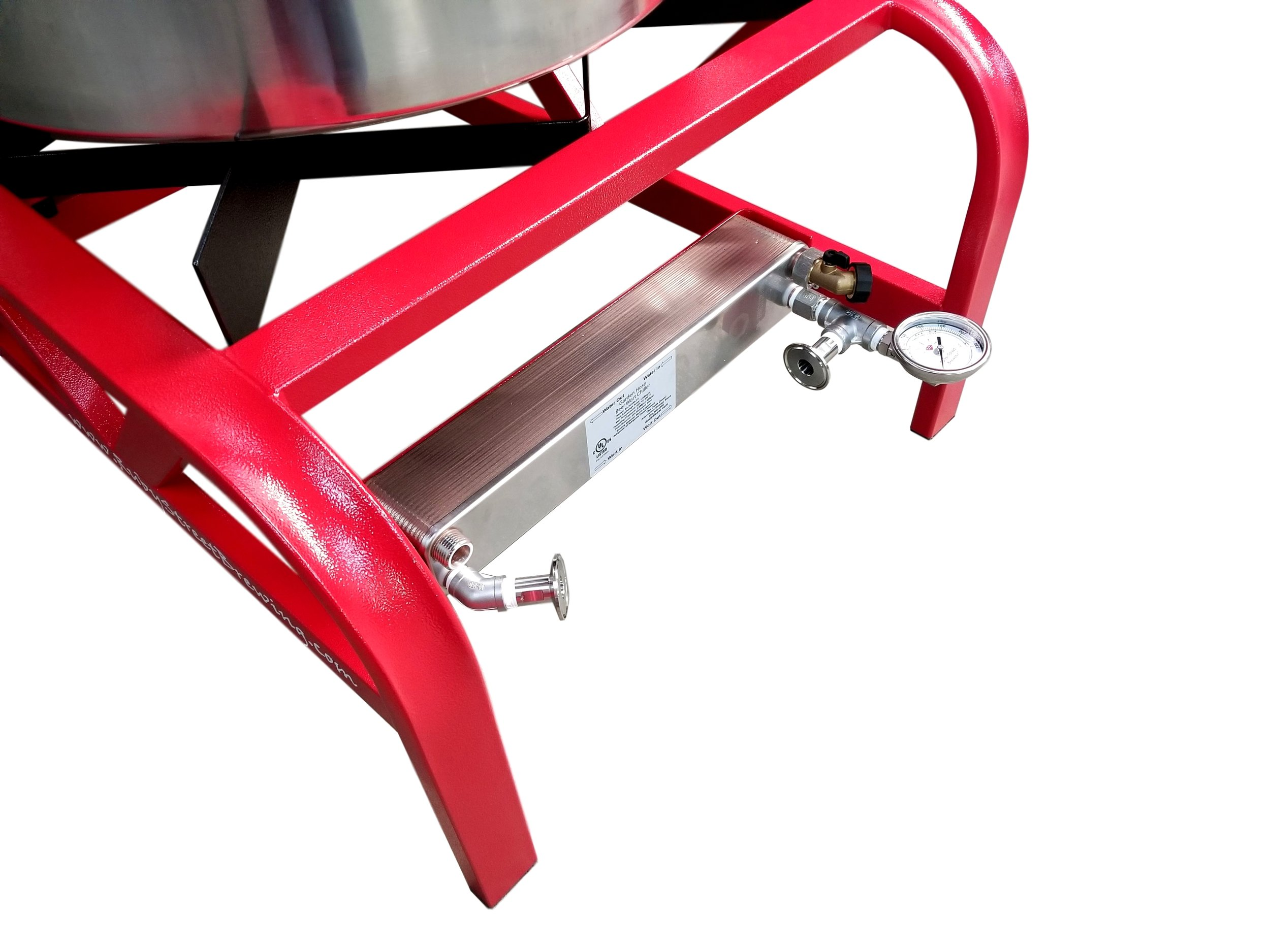 Alpha Ruby Plate Chiller Mount