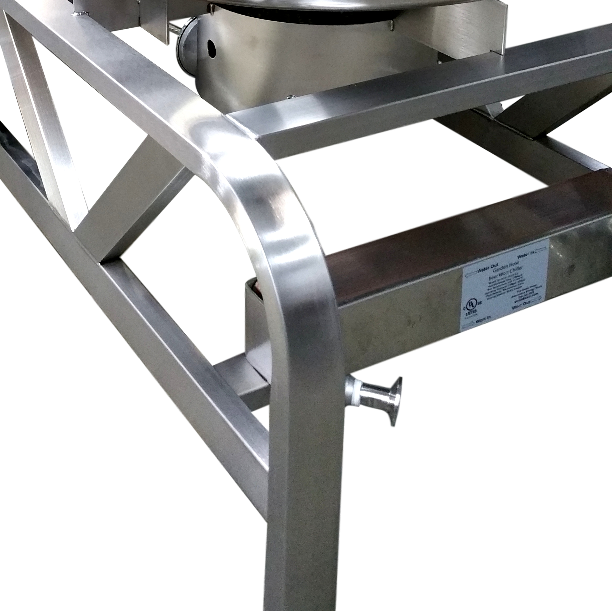 Stainless Steel Brew Stand