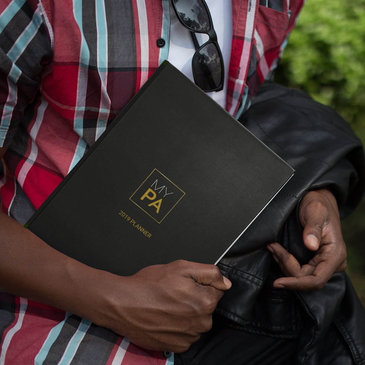 You won't want to go anywhere without your personal assistant planner.