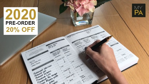 The Ultimate Planner and Personal organiser for your Business & Life