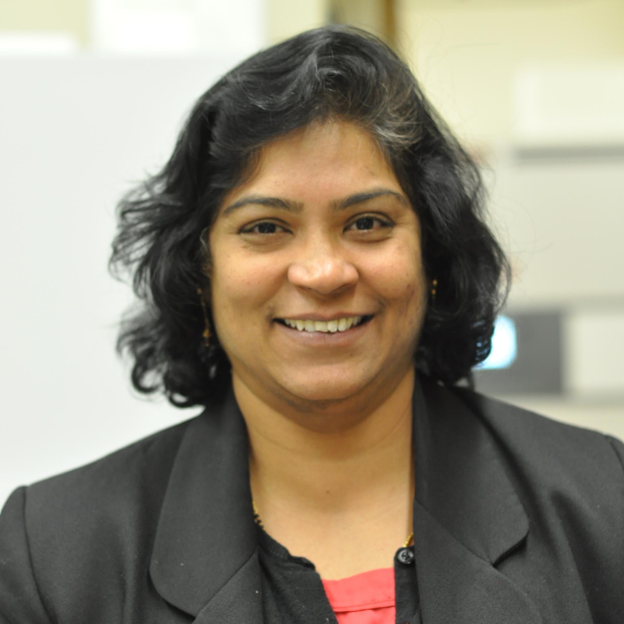 Mahalakshmi Shankaran, Ph.D.   Senior Scientist  shubha.shankaran -at- berkeley.edu