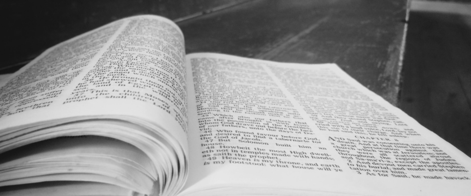 Bible Study resources -