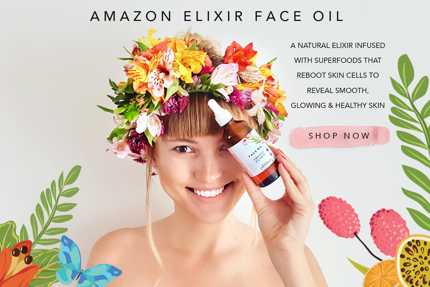Amazon Face Oil