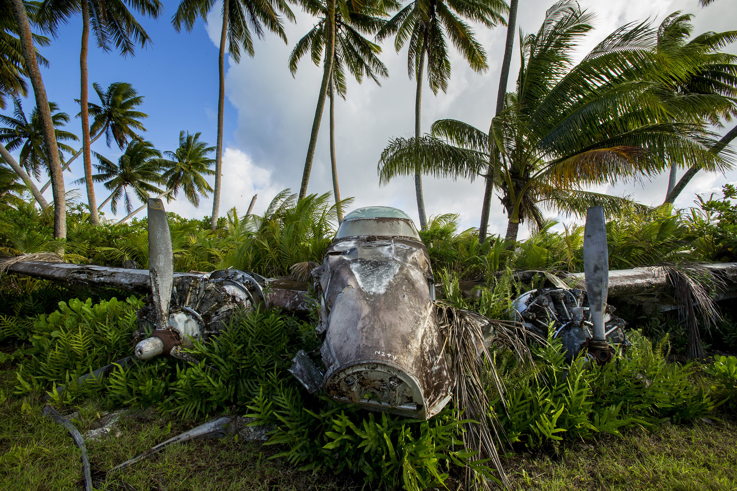Palmyra Atoll, part of Pacific Remote Islands Marine National Monument.