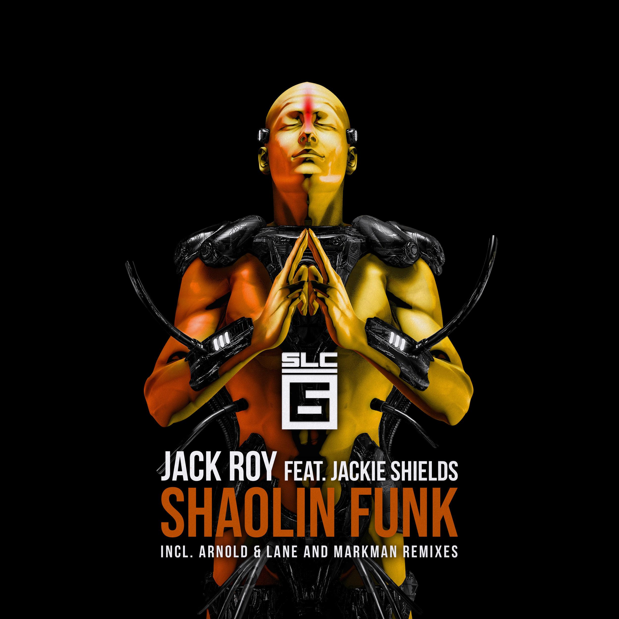 Shaolin Funk Cover