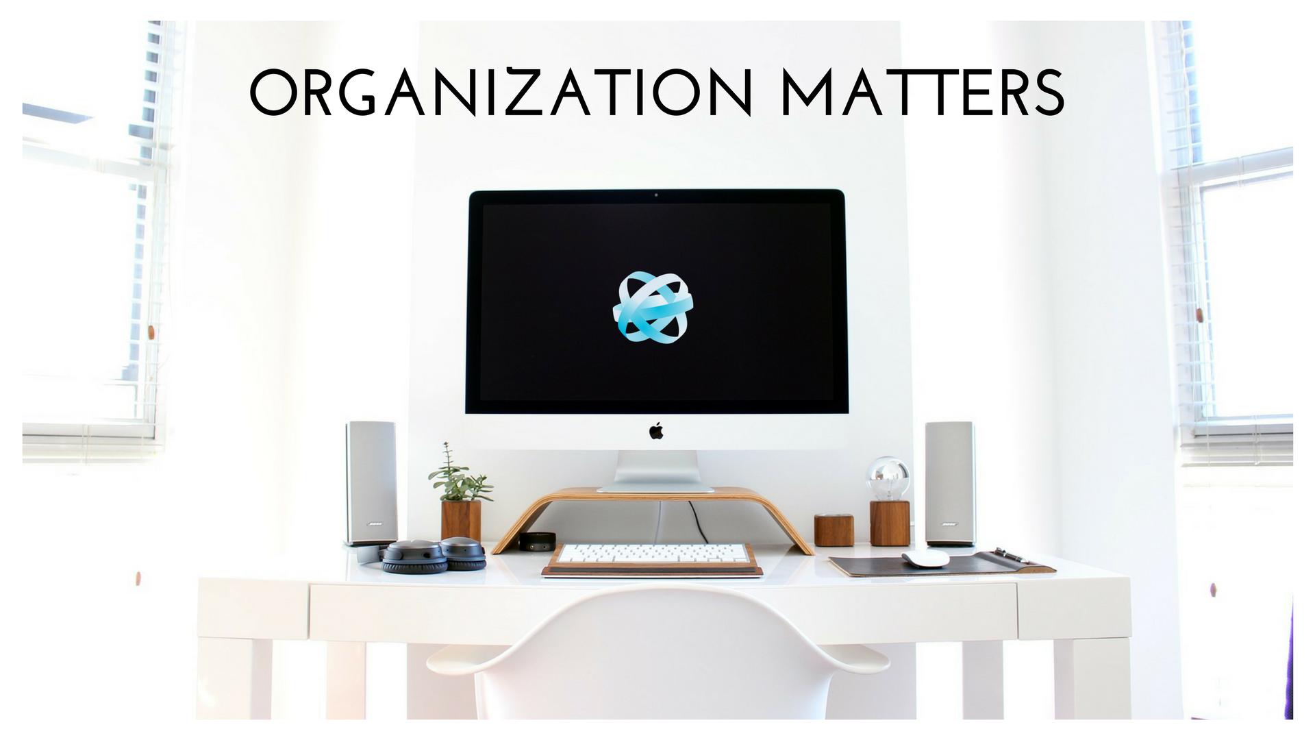 Organized Chicago IT Matters