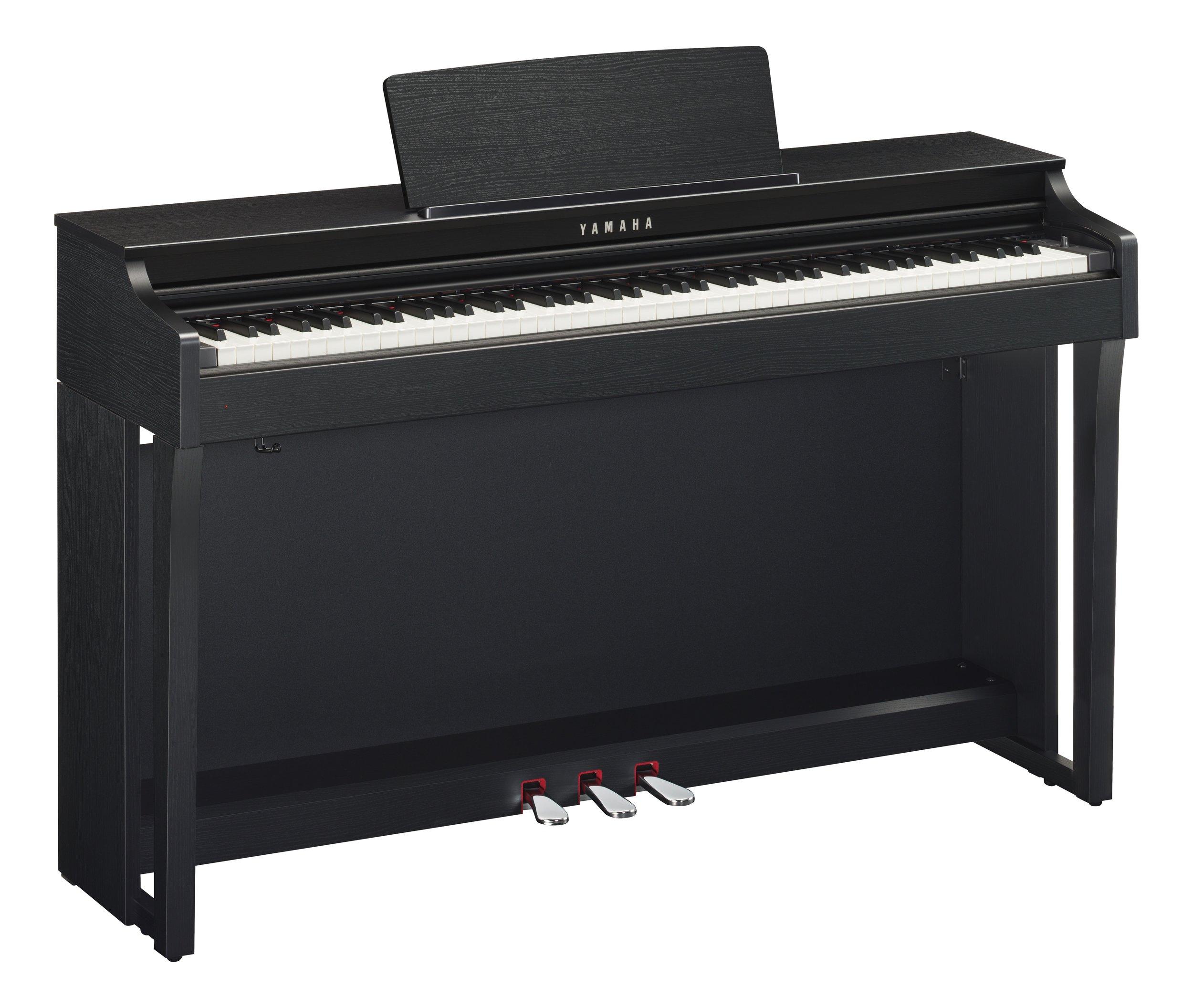 The Yamaha CLP 625 Black