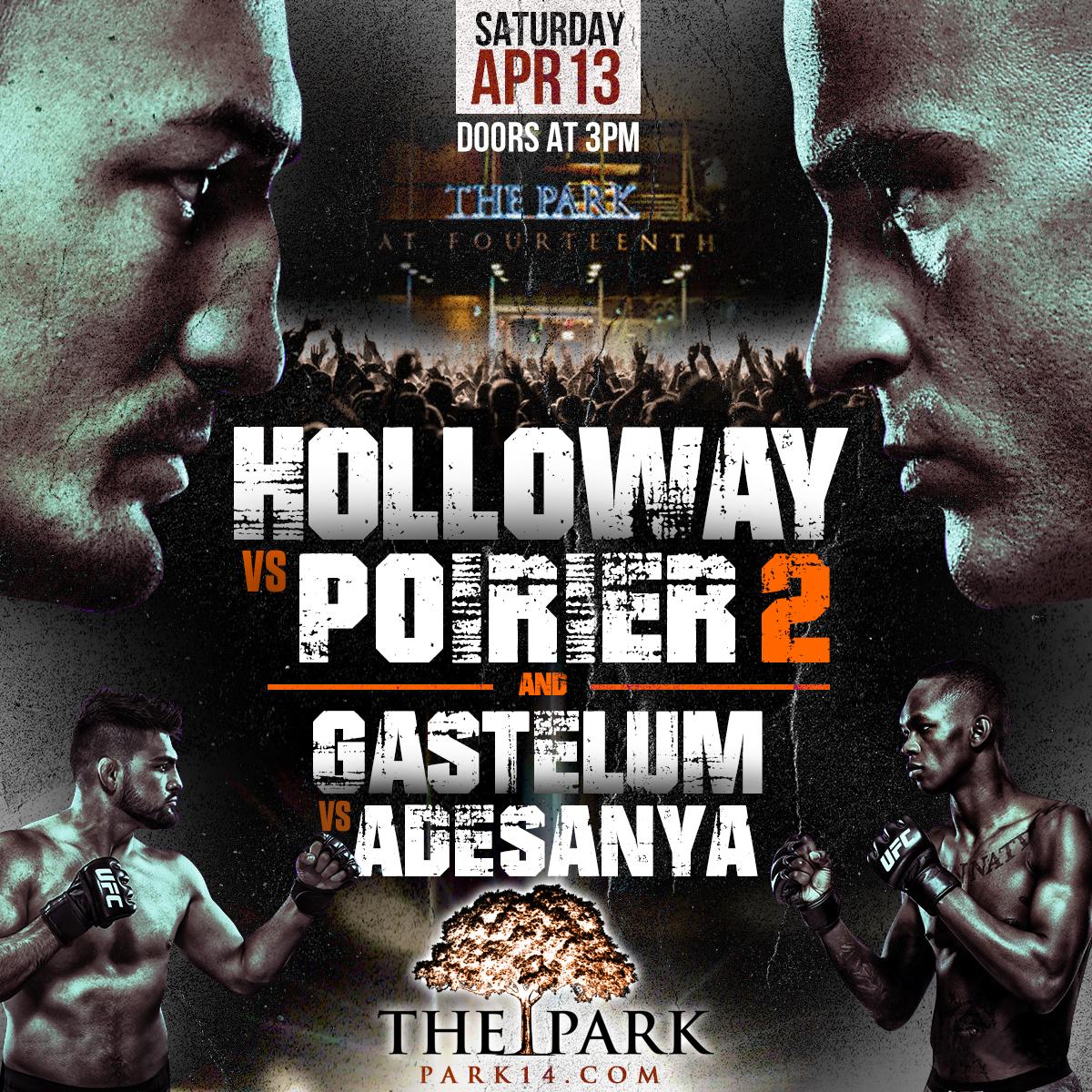 Holloway vs Poirier 2 Flyer.jpg