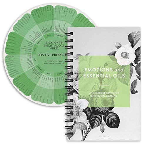Emotions and Essential Oils Reference Book & Wheel
