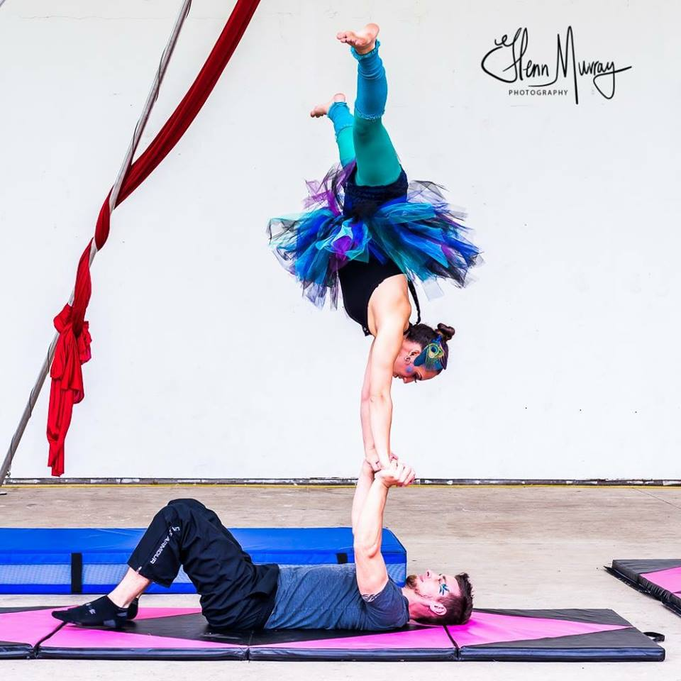 Jay Mpelezos - ACRO YOGA & STANDING ACROBATICS INSTRUCTORHand Balance InstructorJay has received trainings at LIFT School Of Acrobatics & Pitch Catch Circus. Jay has studied under the teachings of Rebel Circus Arts, The Muse, Cosmic Fit Club, Pitch Catch, Aerial Arts of Rochester, and Lift School of Acrobatics. Jay has completed Module 1 of the Acro Revolution Teacher Training Program.