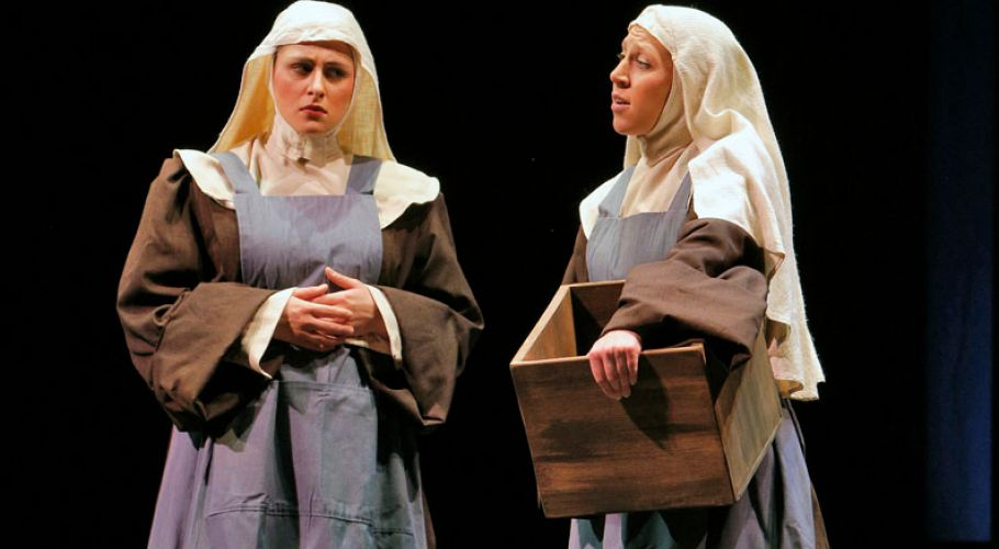 Blanche de la Force ( Dialogues des carmèlites)   Modell Performing Arts Center (Baltimore), 2013 C: Edward Davis