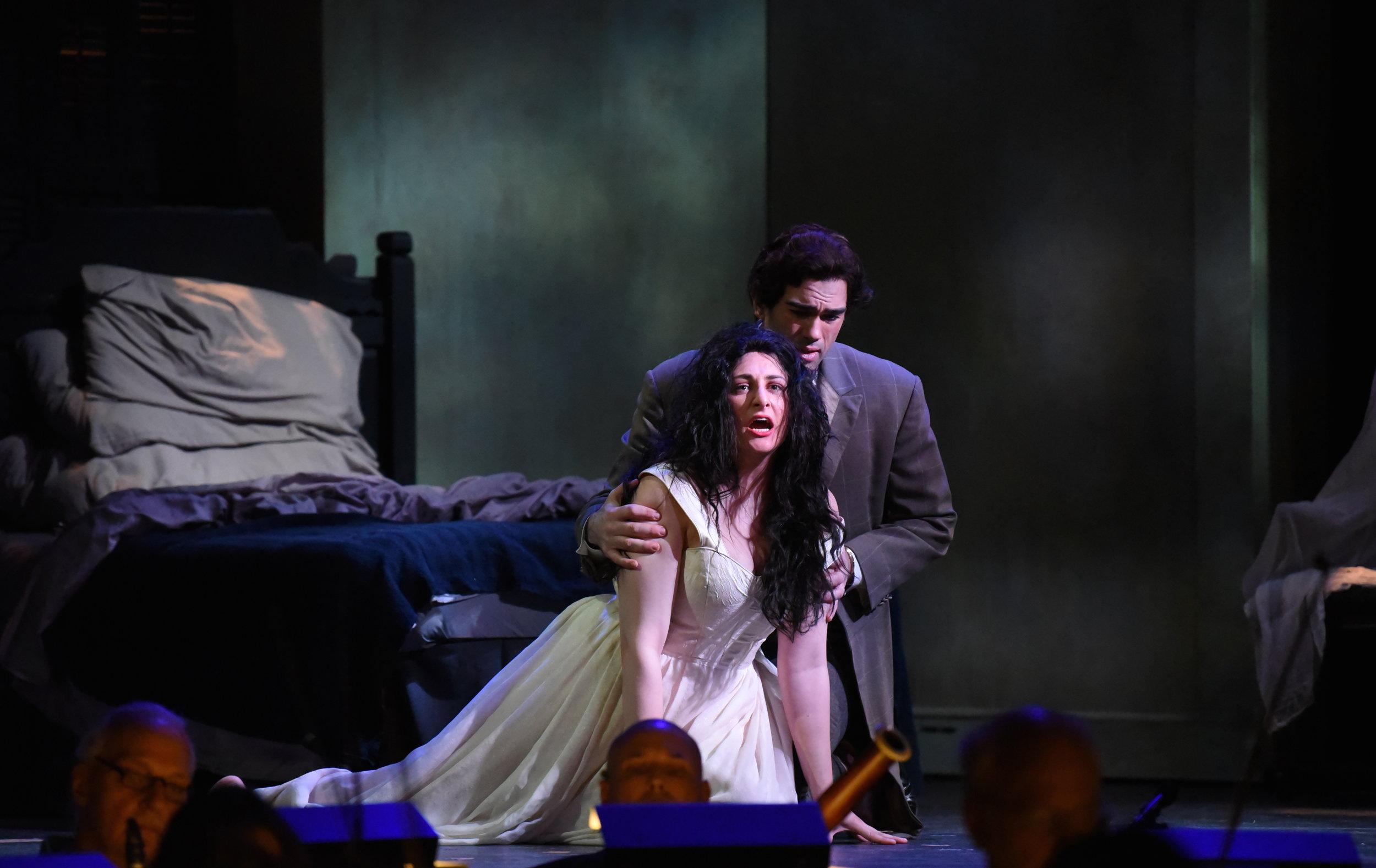 Violetta Valéry ( La Traviata)  Academy of Vocal Arts, 2018 C: John Matthew Myers