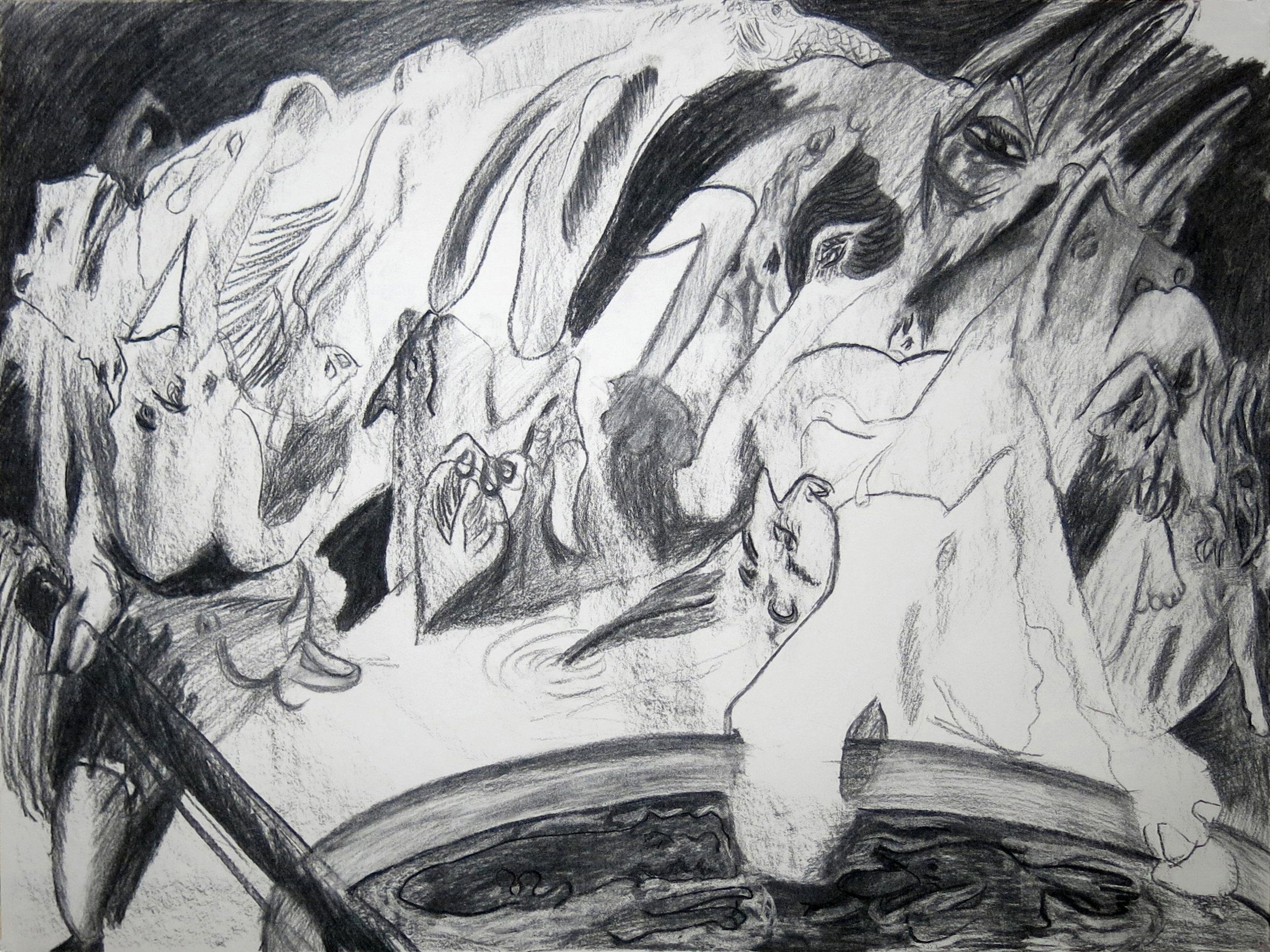 Mesopotamia Drawing #3
