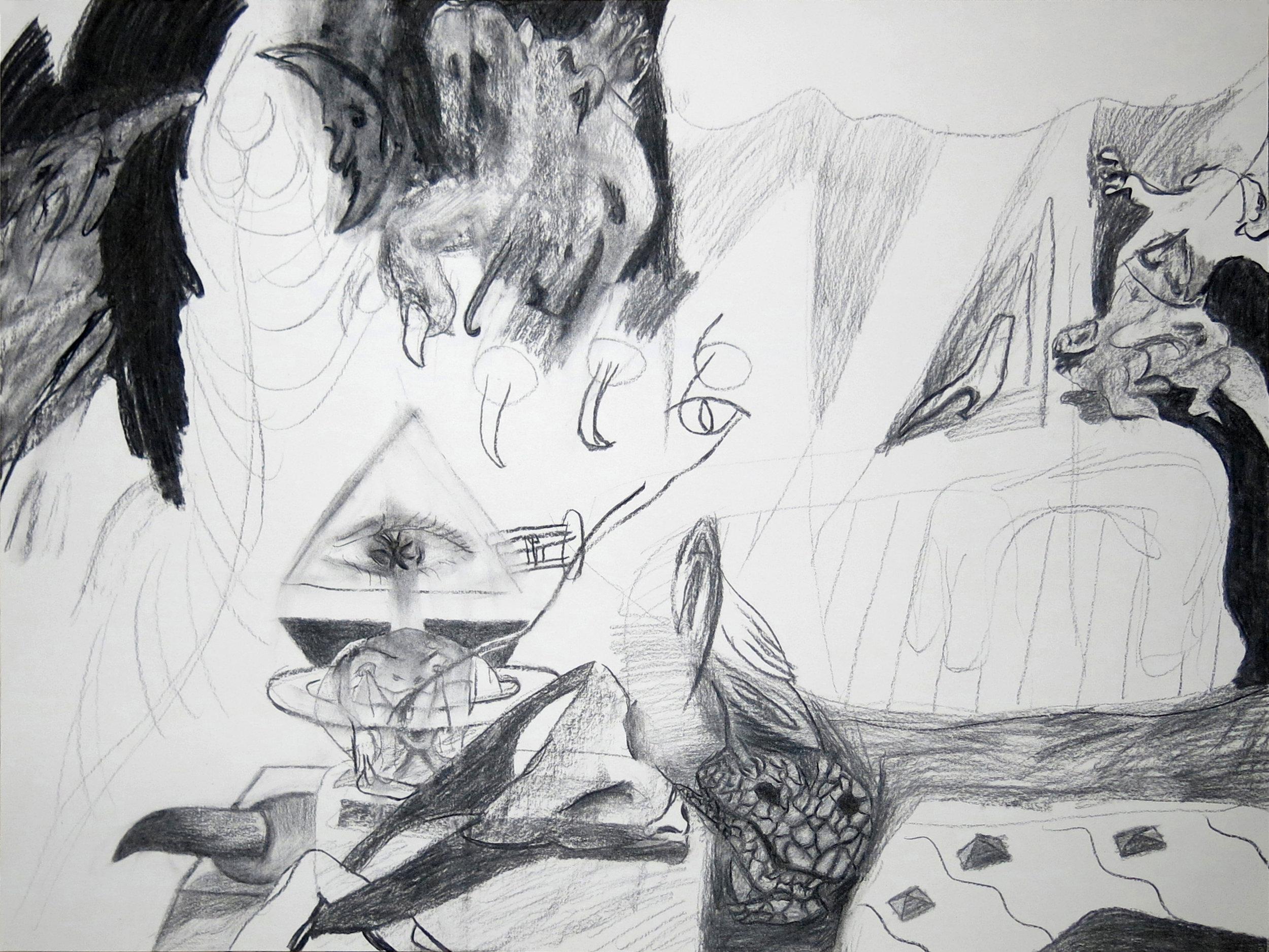 Mesopotamia Drawing #4