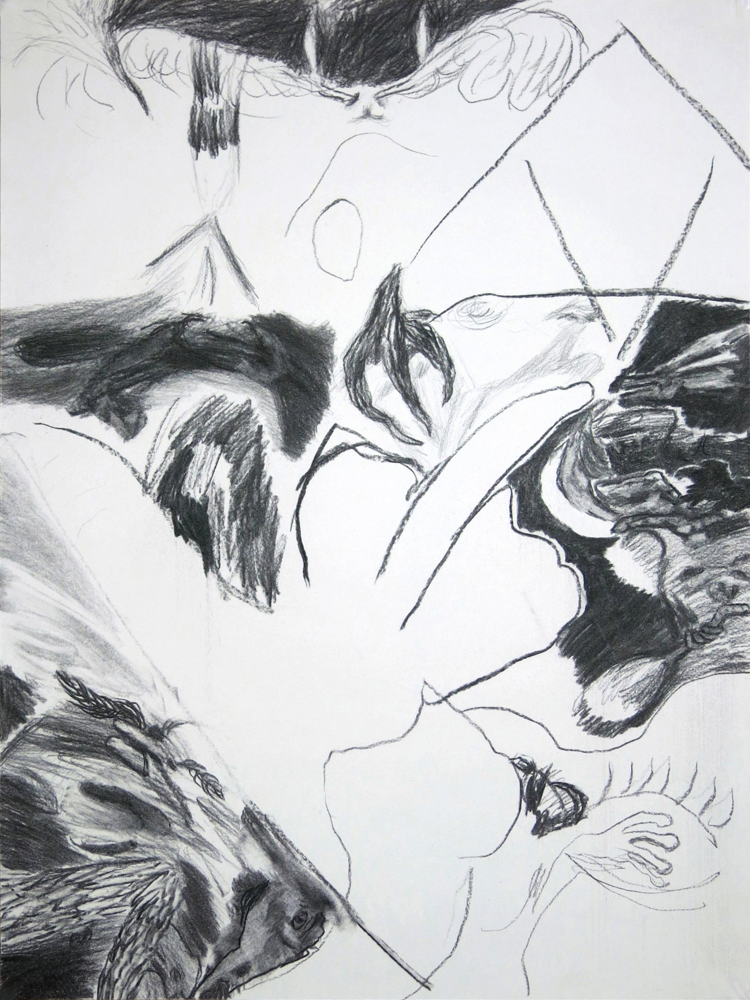 Mesopotamia Drawing #22