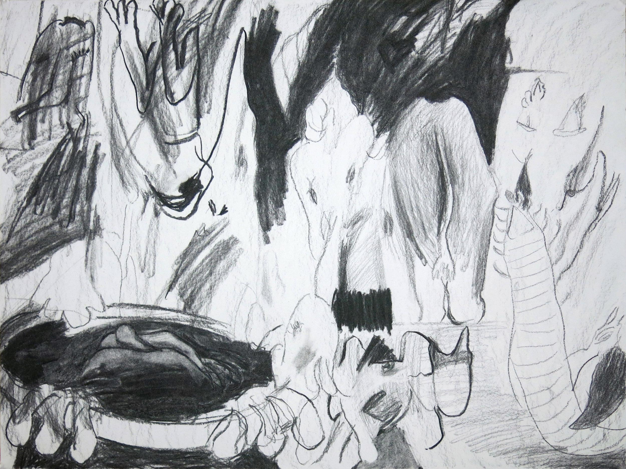 Mesopotamia Drawing #24