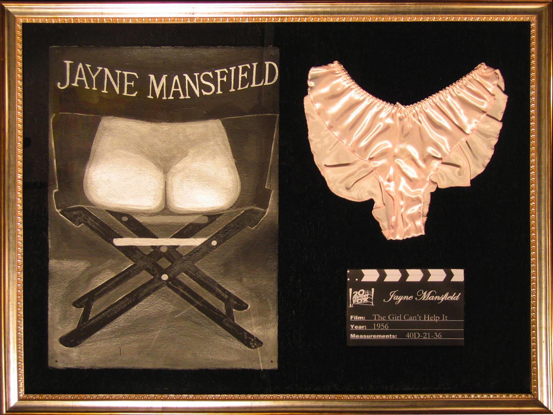 Girls, Girls, Girls I: Jayne Mansfield