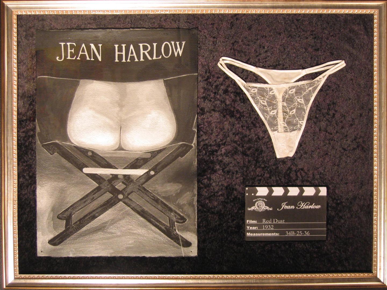 Girls, Girls, Girls I: Jean Harlow