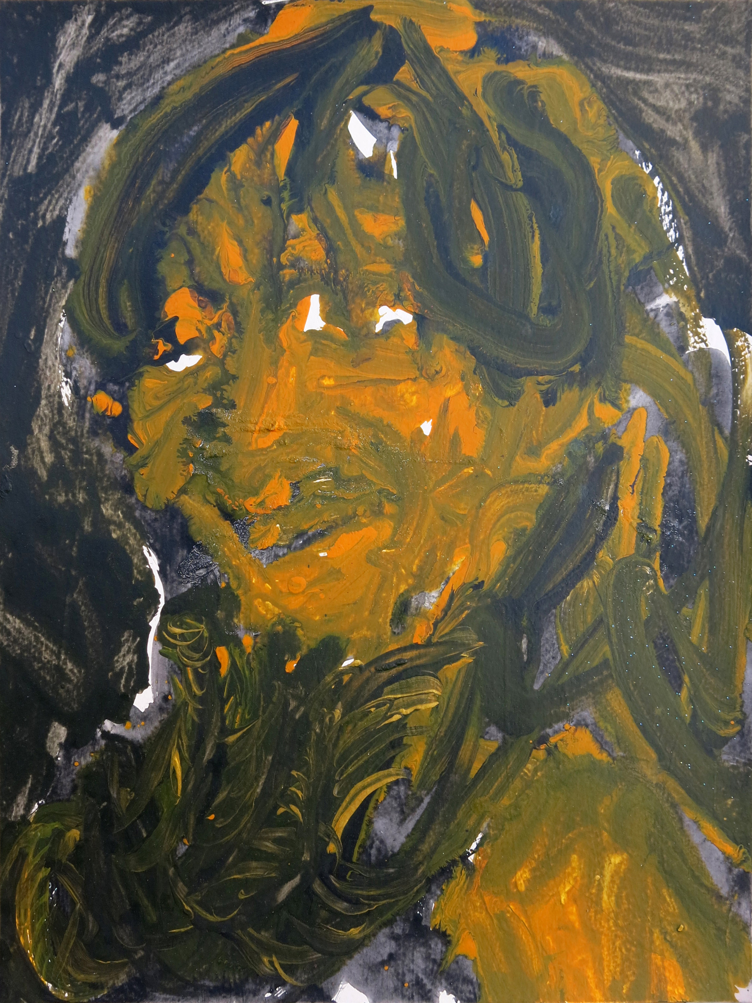 Barbra Streisand Portrait #1