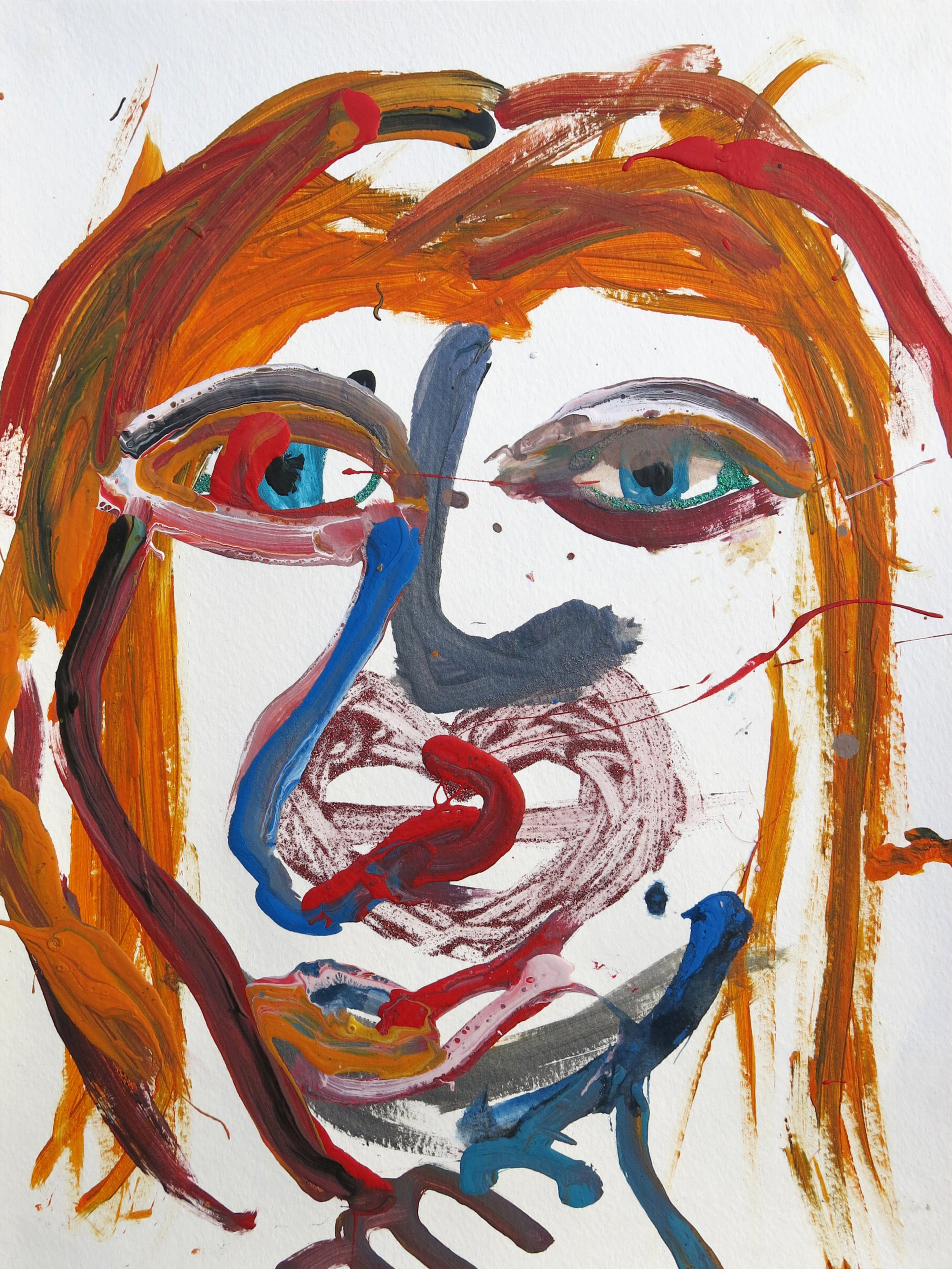 Barbra Streisand Portrait #18