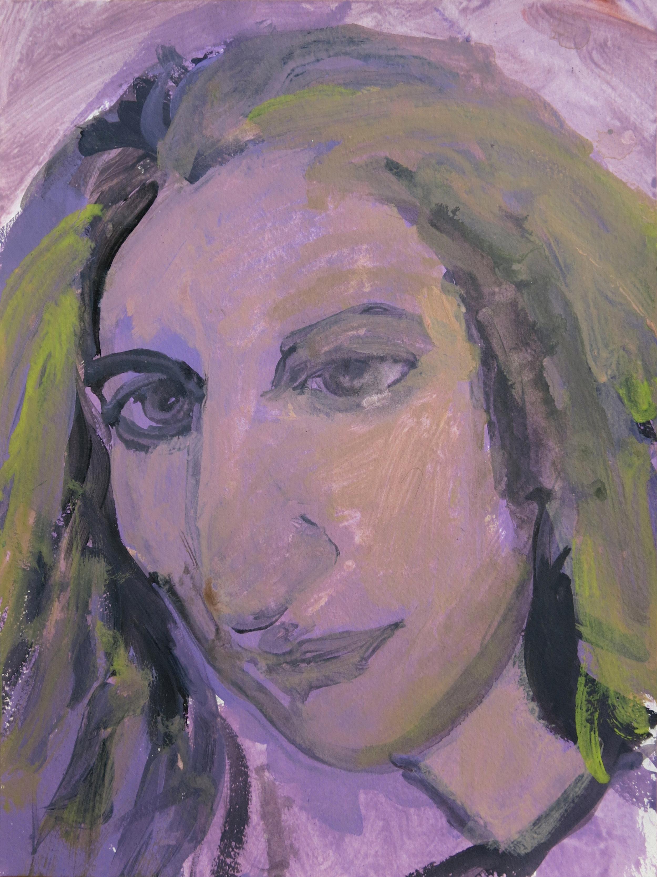 Barbra Streisand Portrait #22