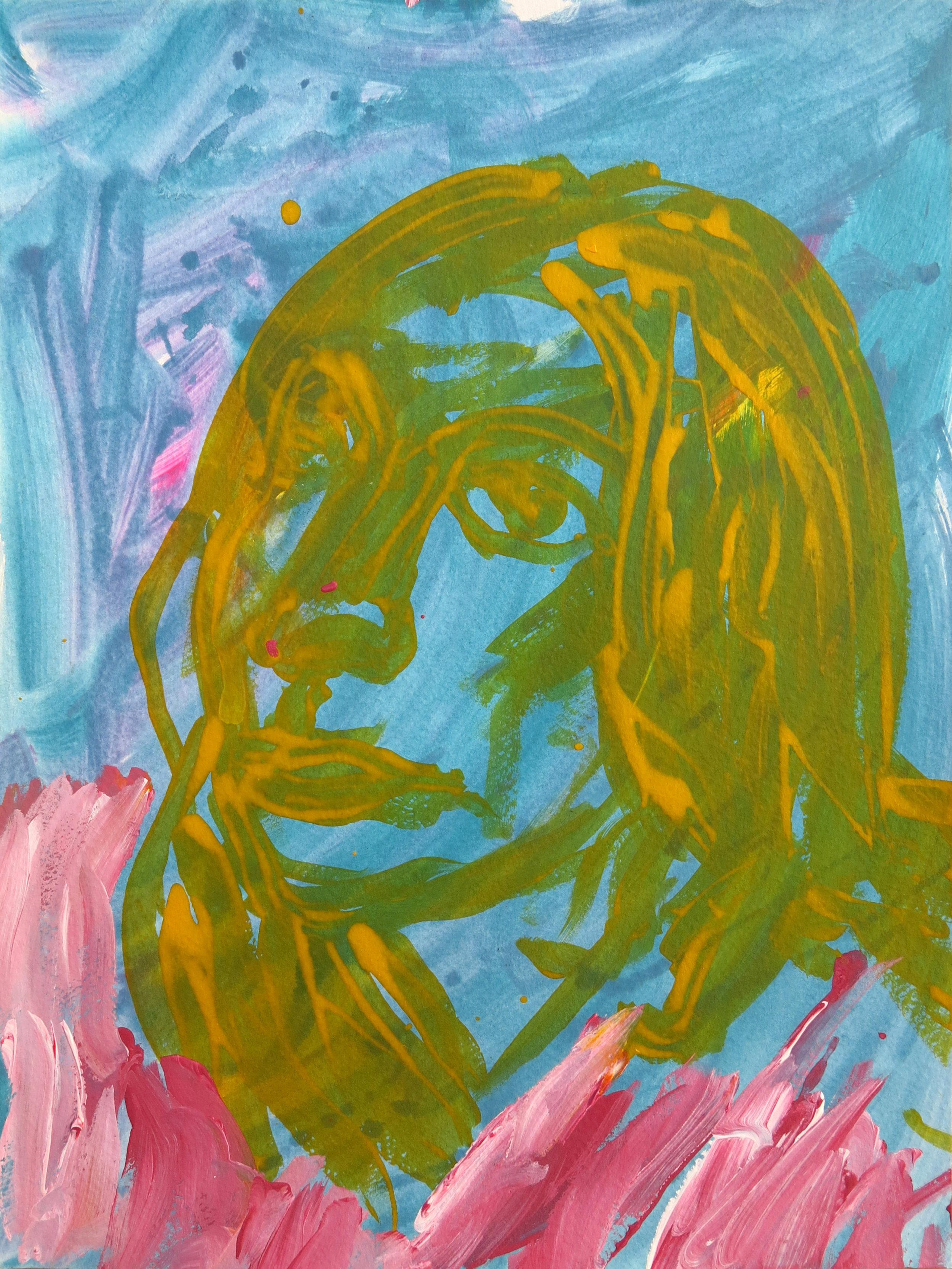 Barbra Streisand Portrait #24