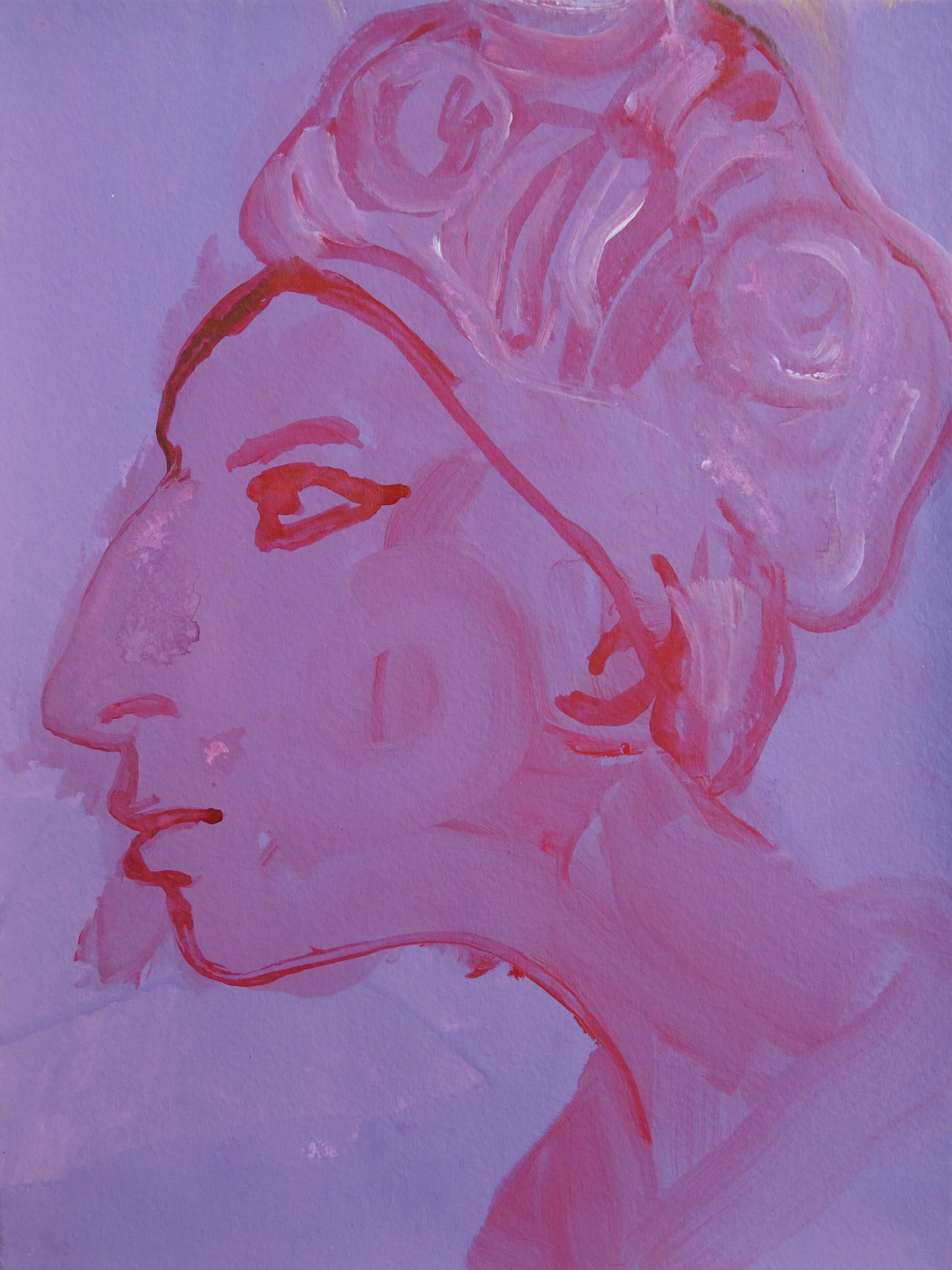 Barbra Streisand Portrait #25