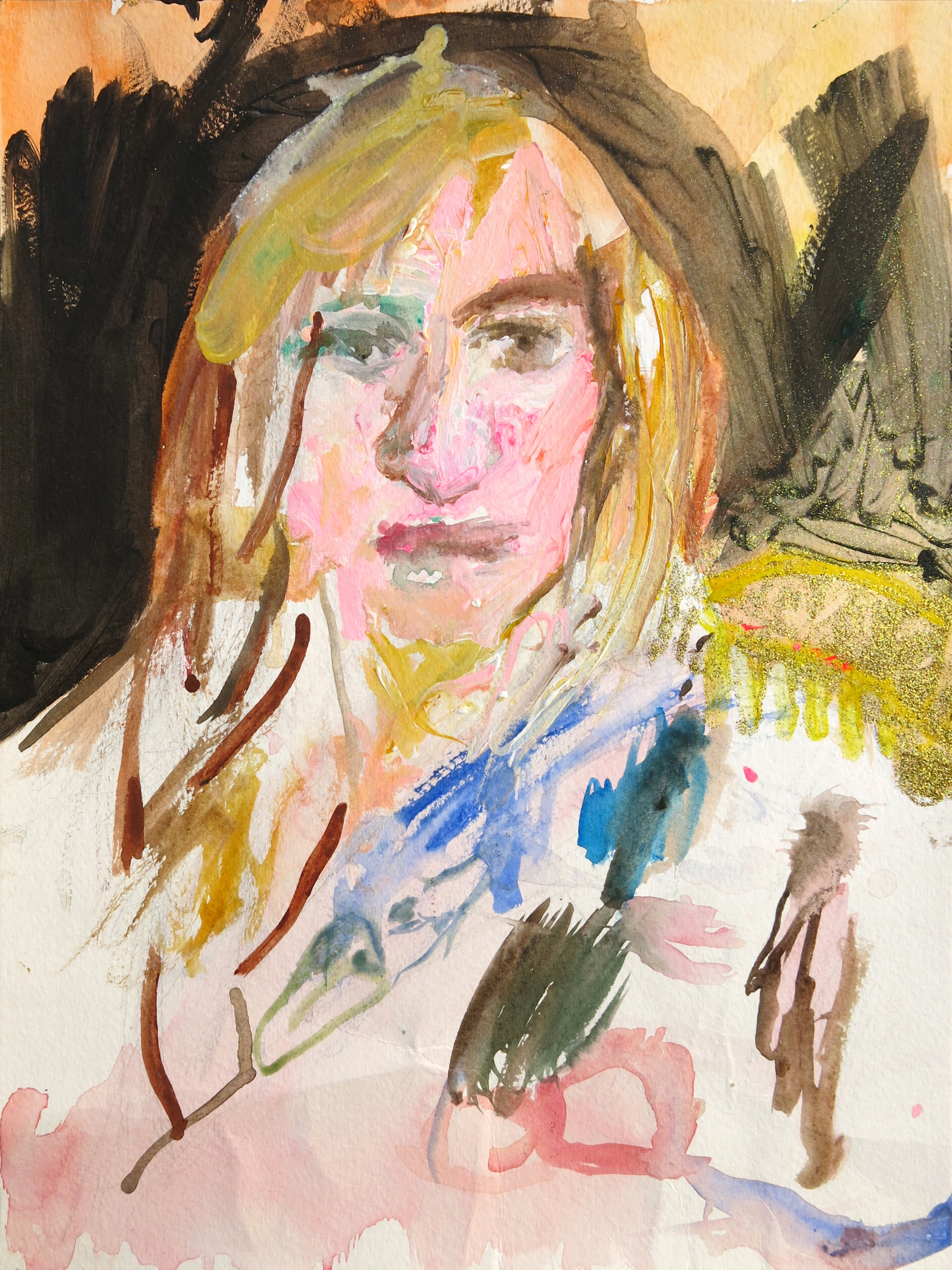 Barbra Streisand Portrait #28