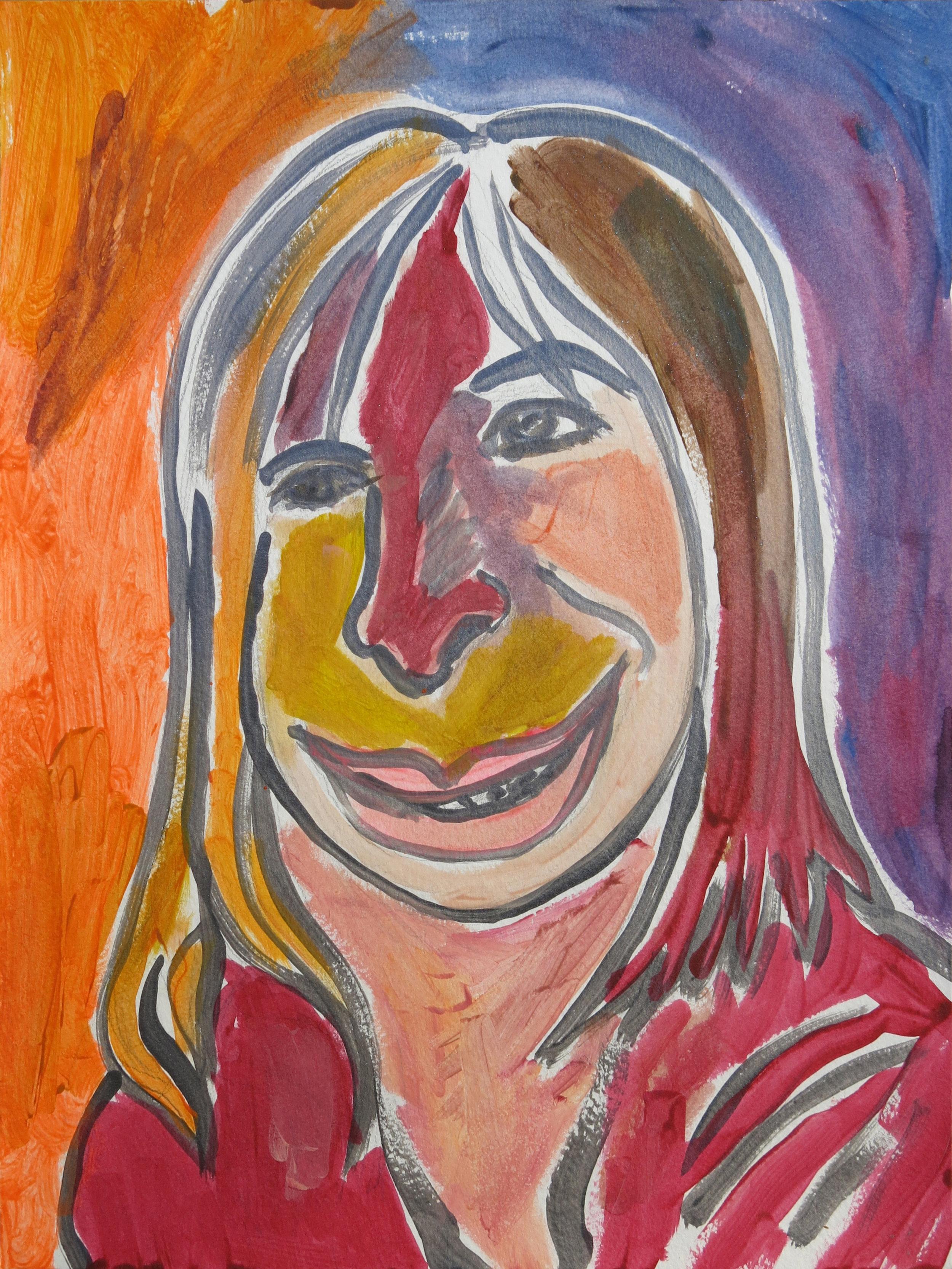Barbra Streisand Portrait #31