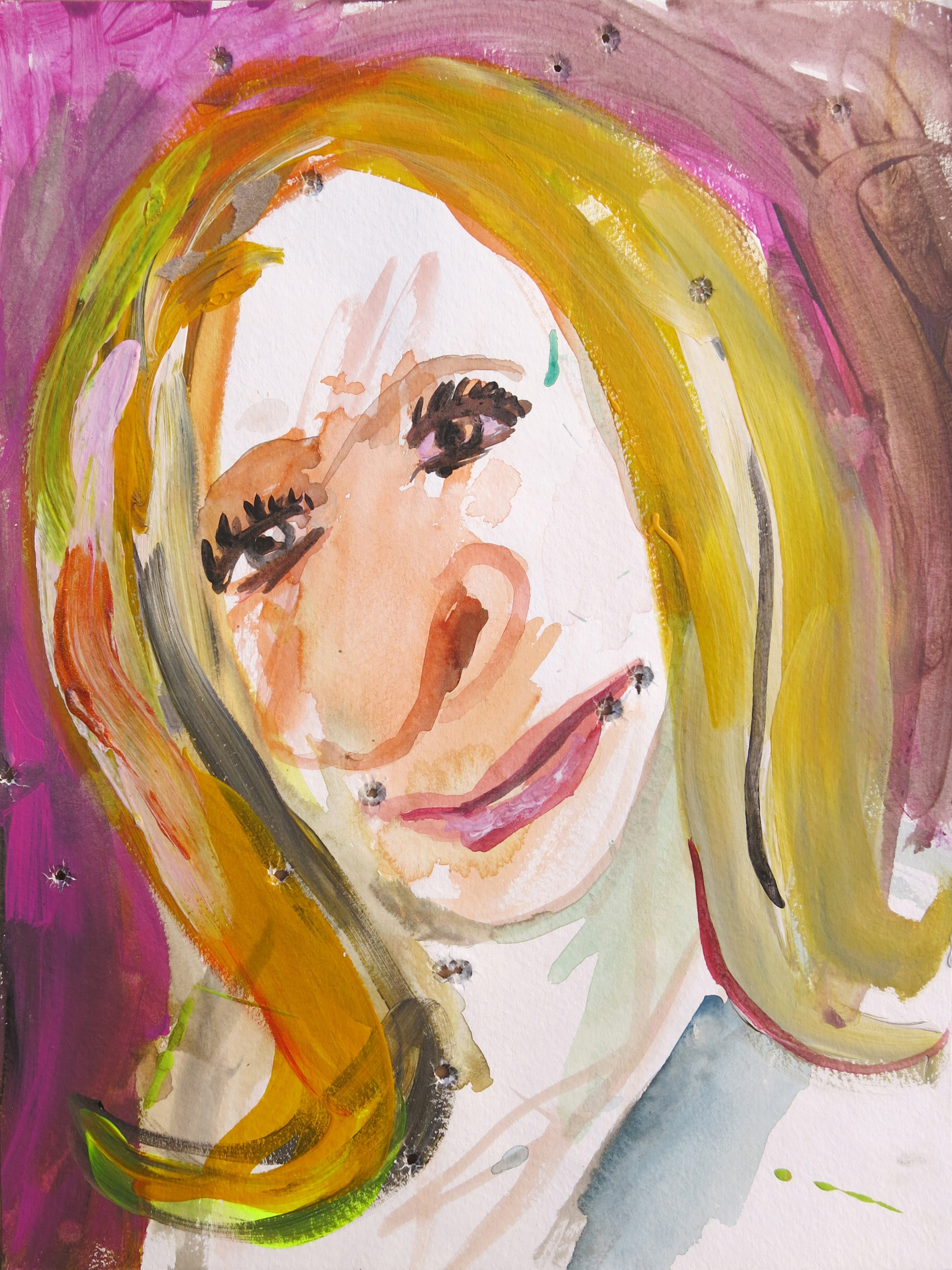 Barbra Streisand Portrait #32