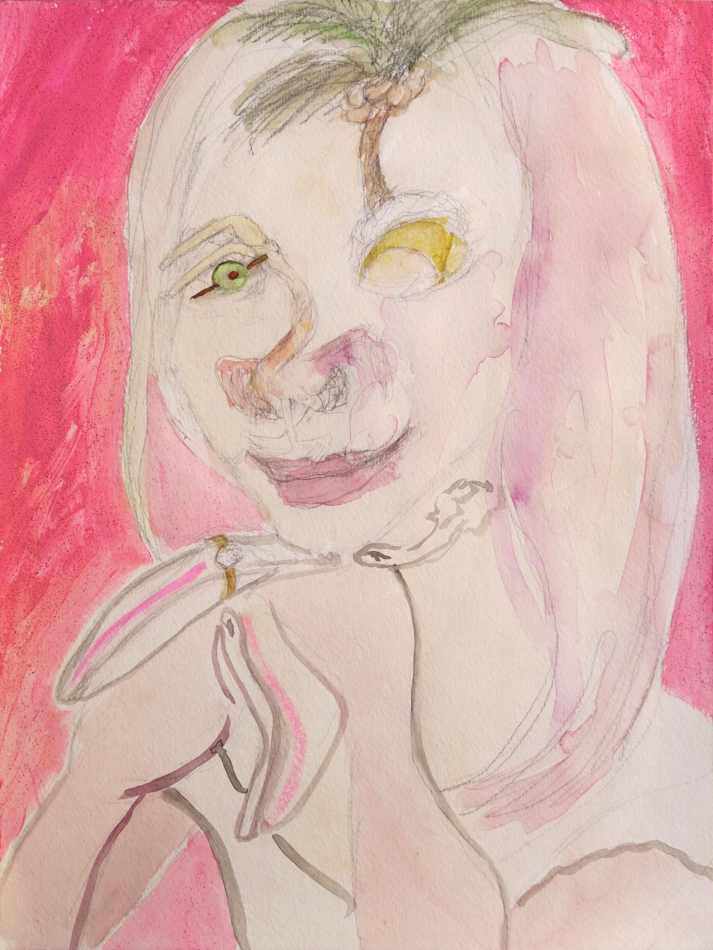 Barbra Streisand Portrait #79