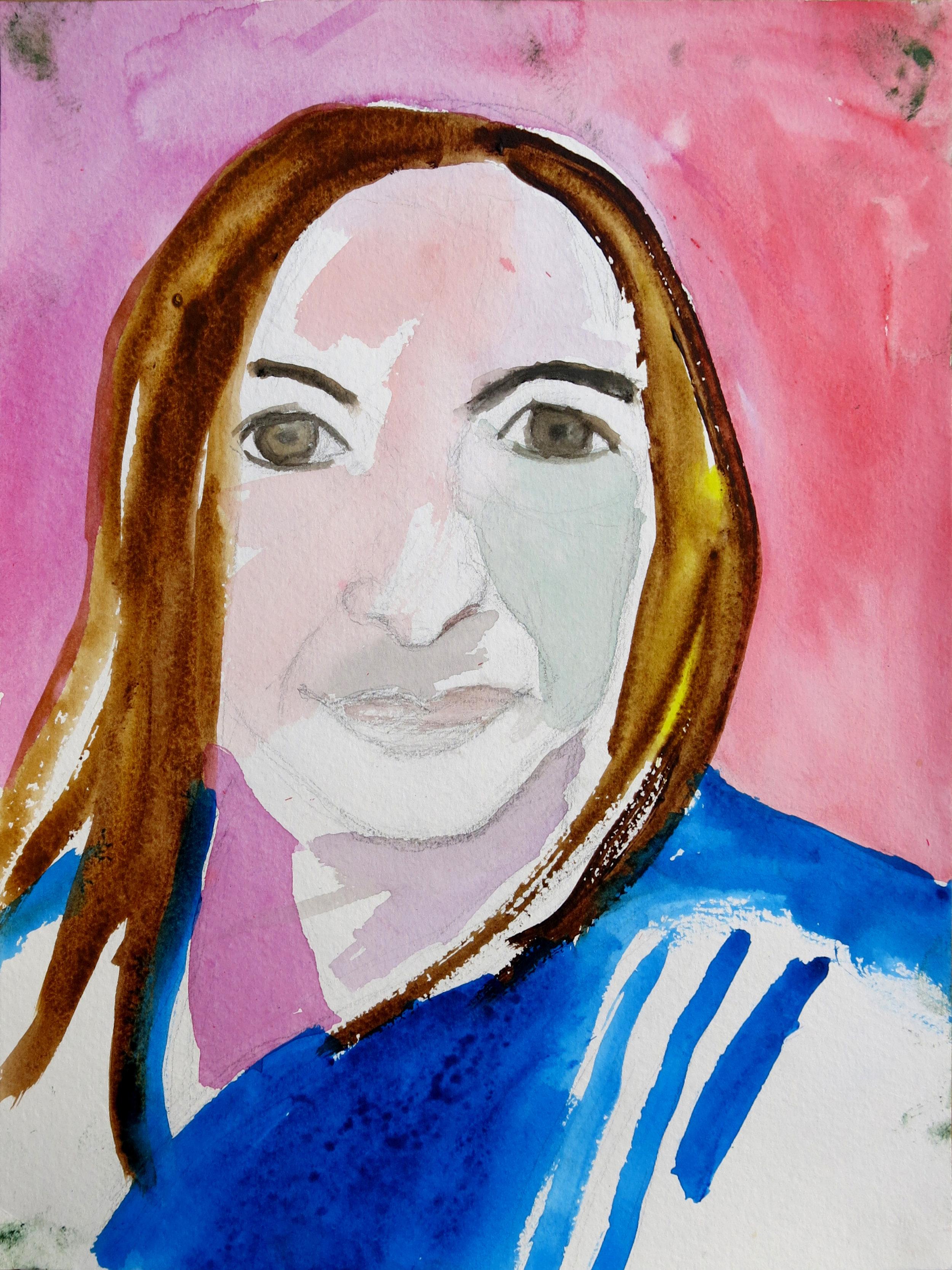 Barbra Streisand Portrait #83