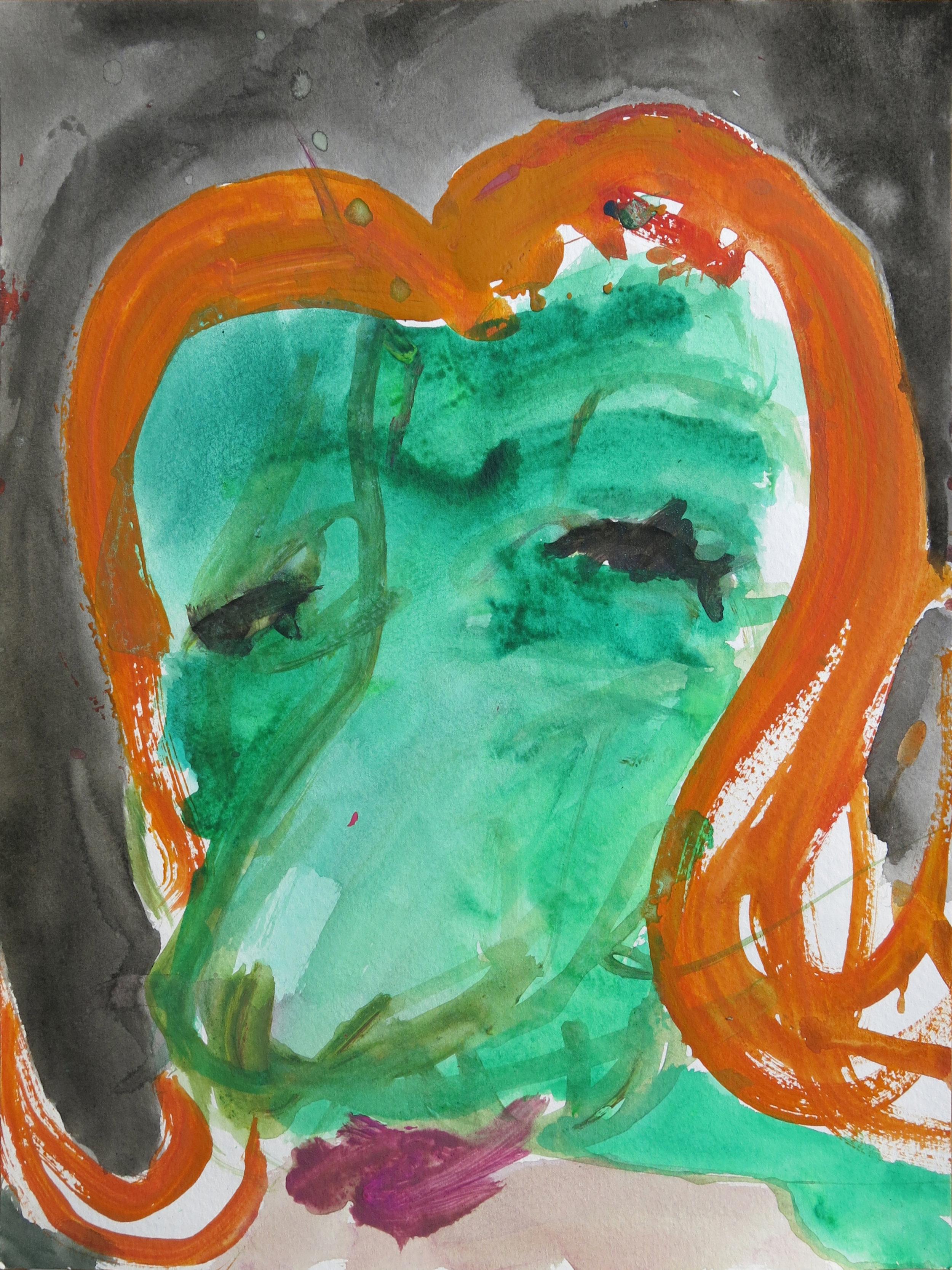 Barbra Streisand Portrait #89