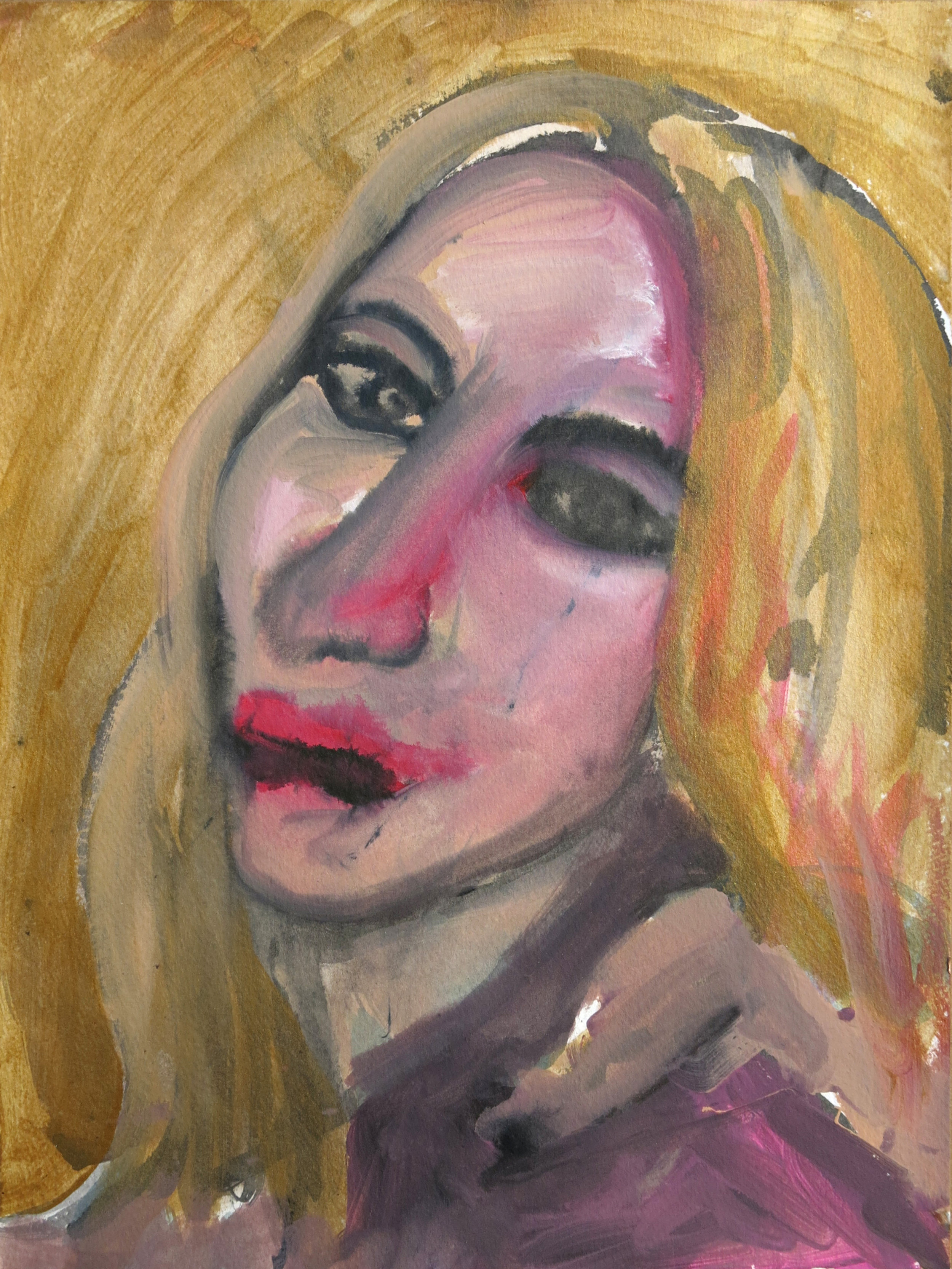Barbra Streisand Portrait #91