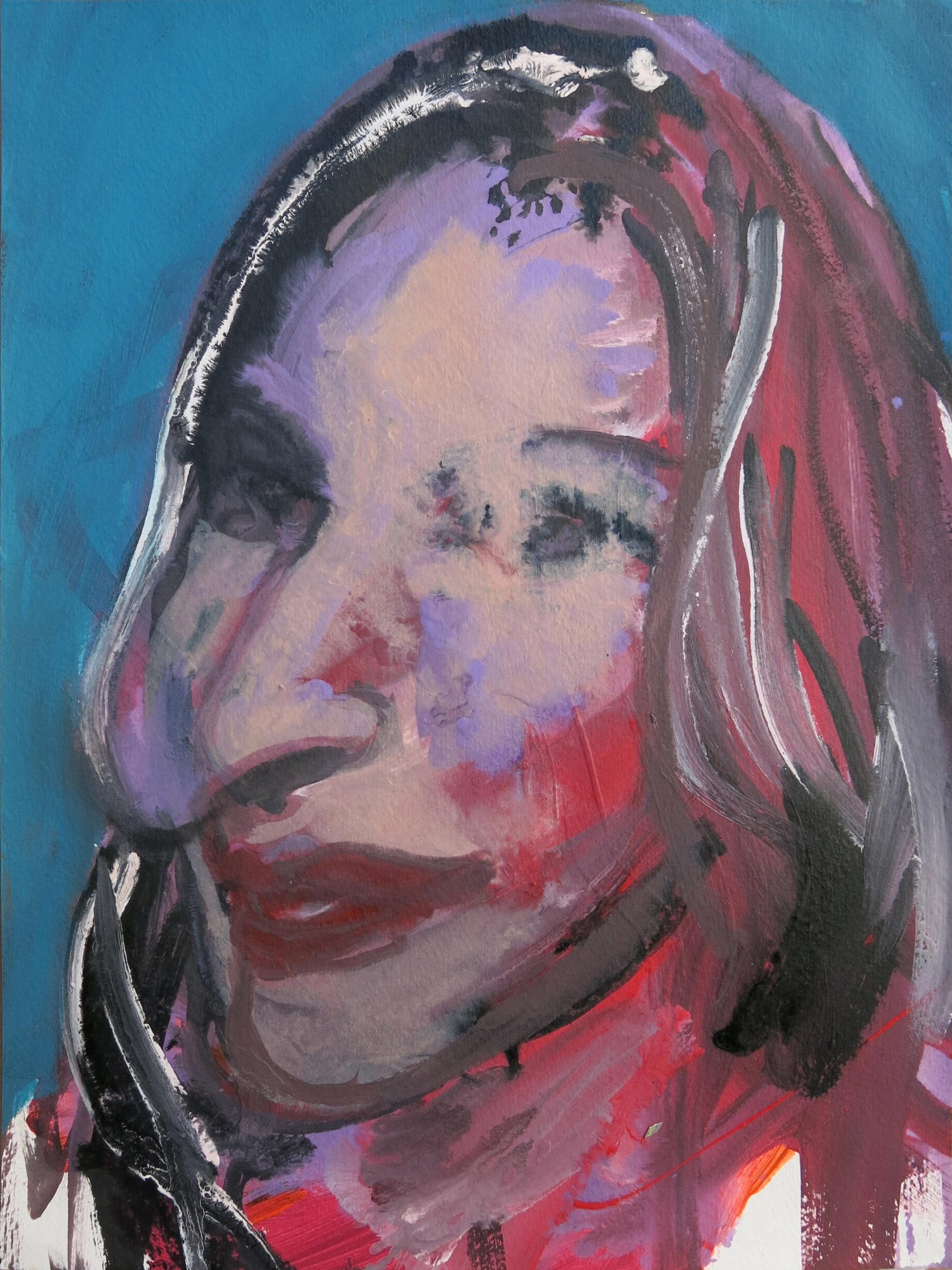 Barbra Streisand Portrait #102