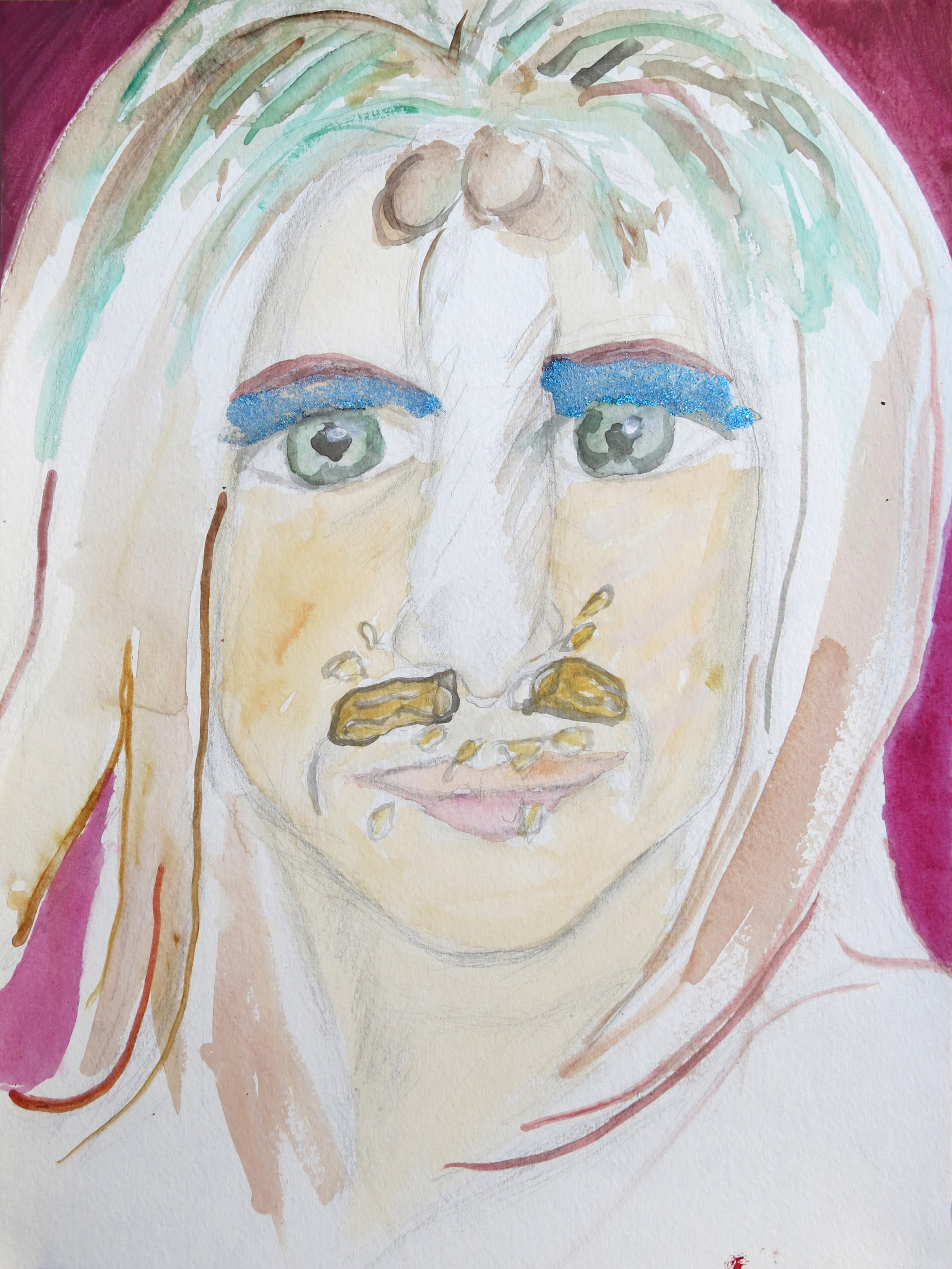 Barbra Streisand Portrait #104